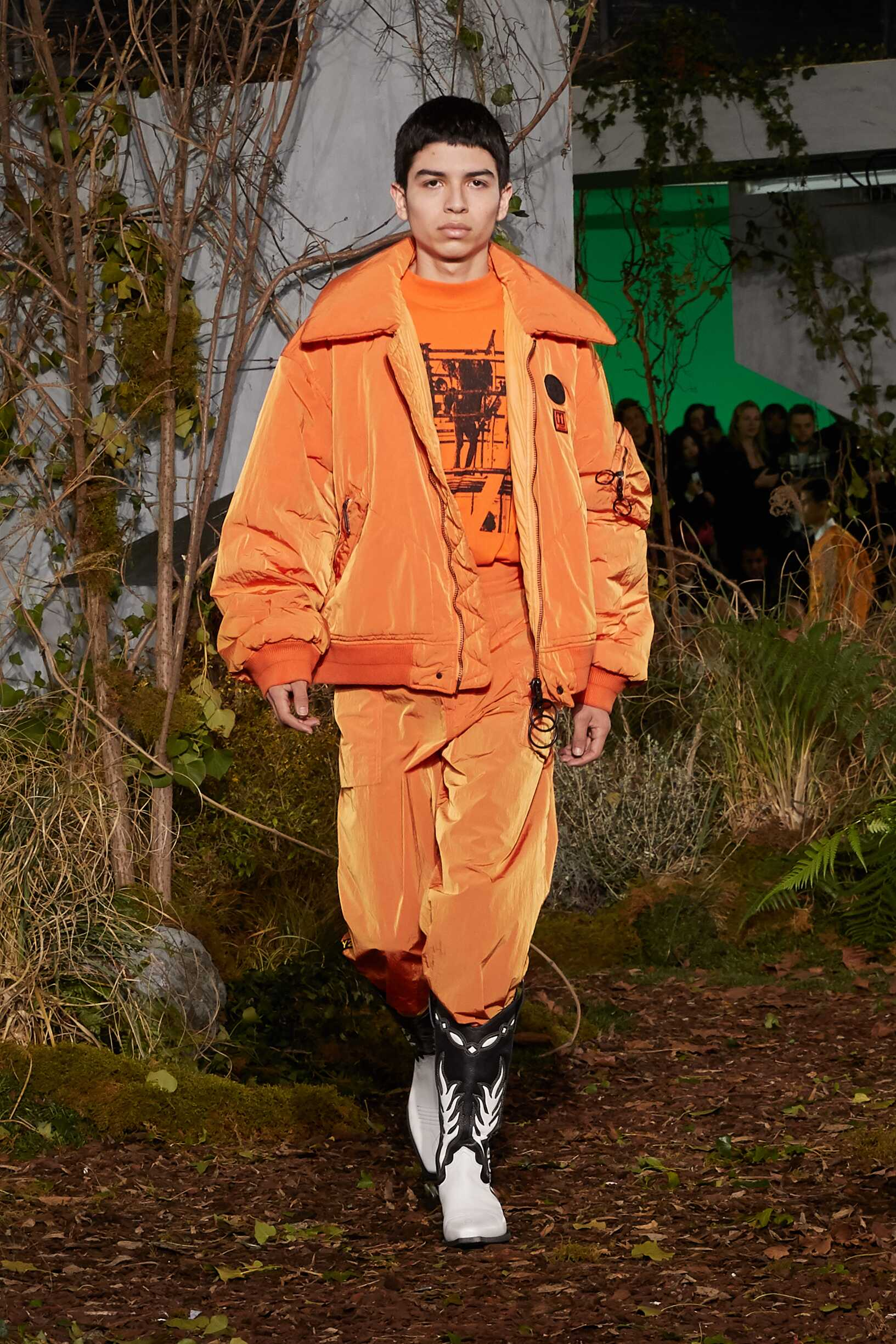 2019 Off White c/o Virgil Abloh Winter Catwalk