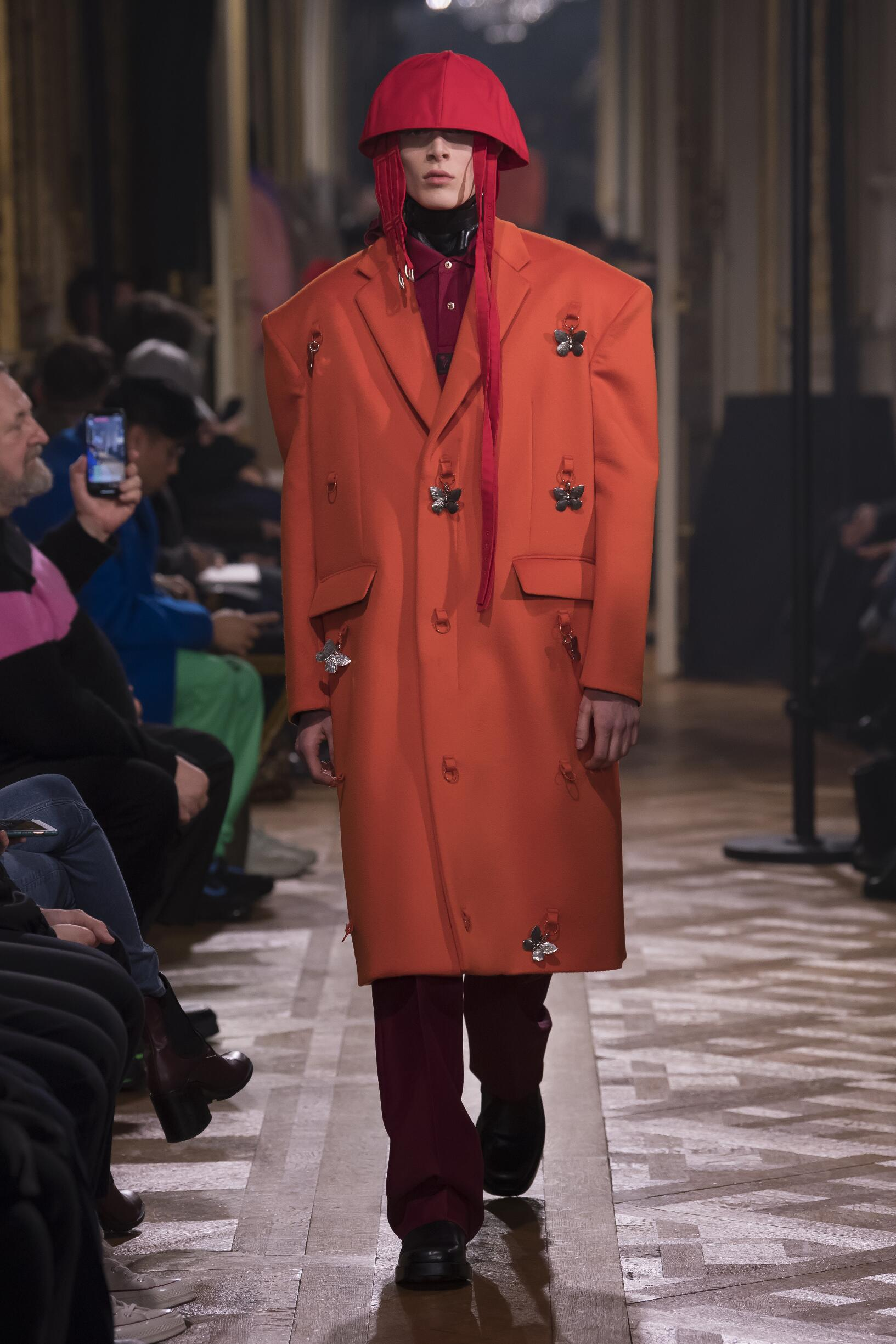 2019 Raf Simons Fall Winter Man