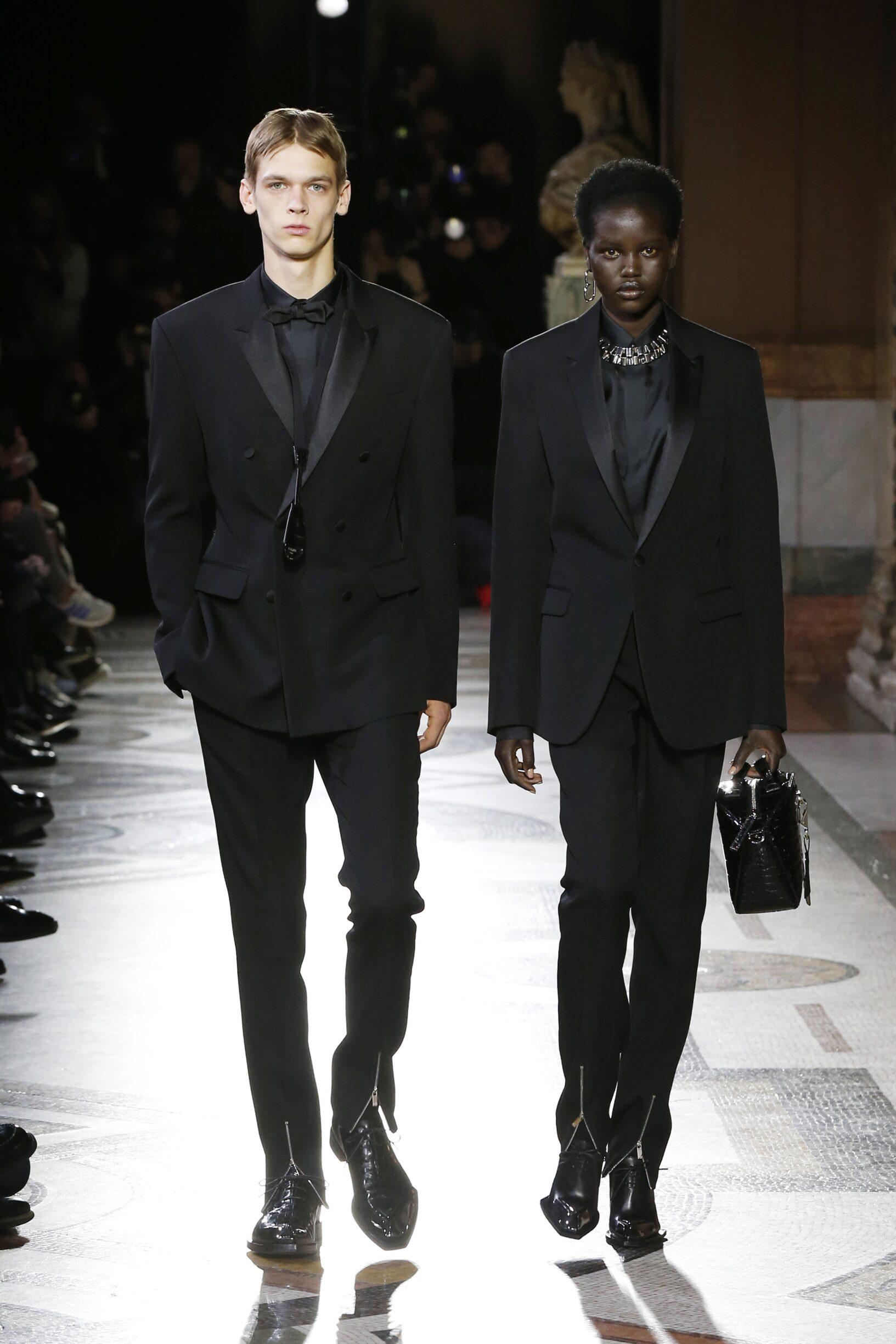 Berluti 2019 Paris Models