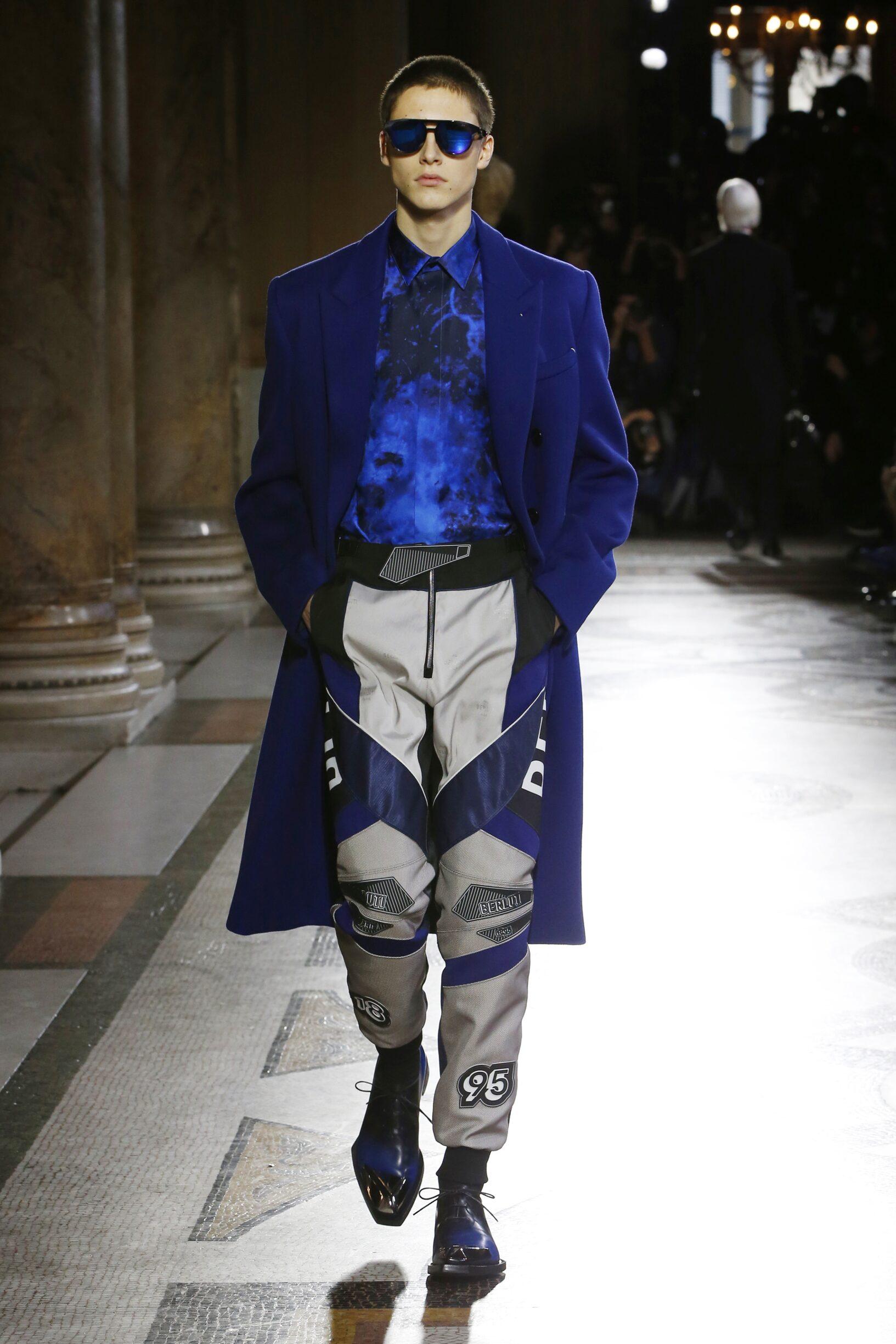 Berluti Fall Winter 2019 Mens Collection Paris Fashion Week