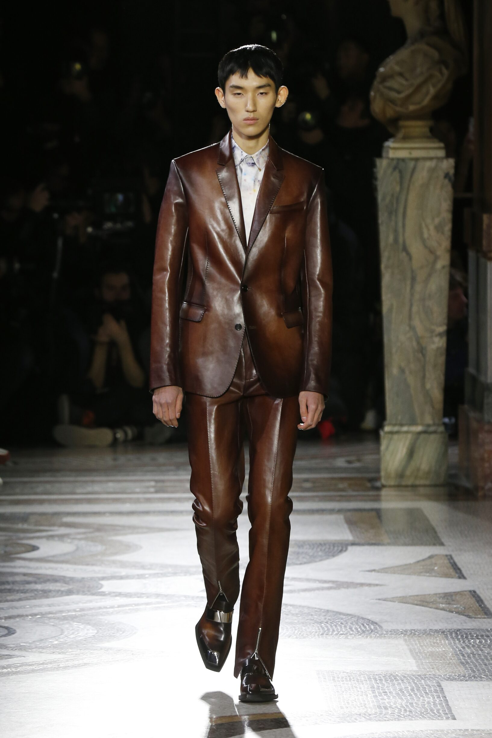 Berluti Fashion Show FW 2019