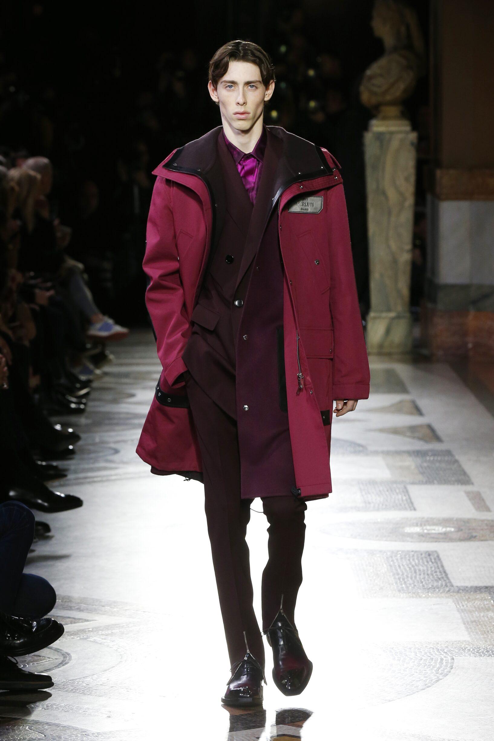 Berluti Paris Fashion Week Menswear
