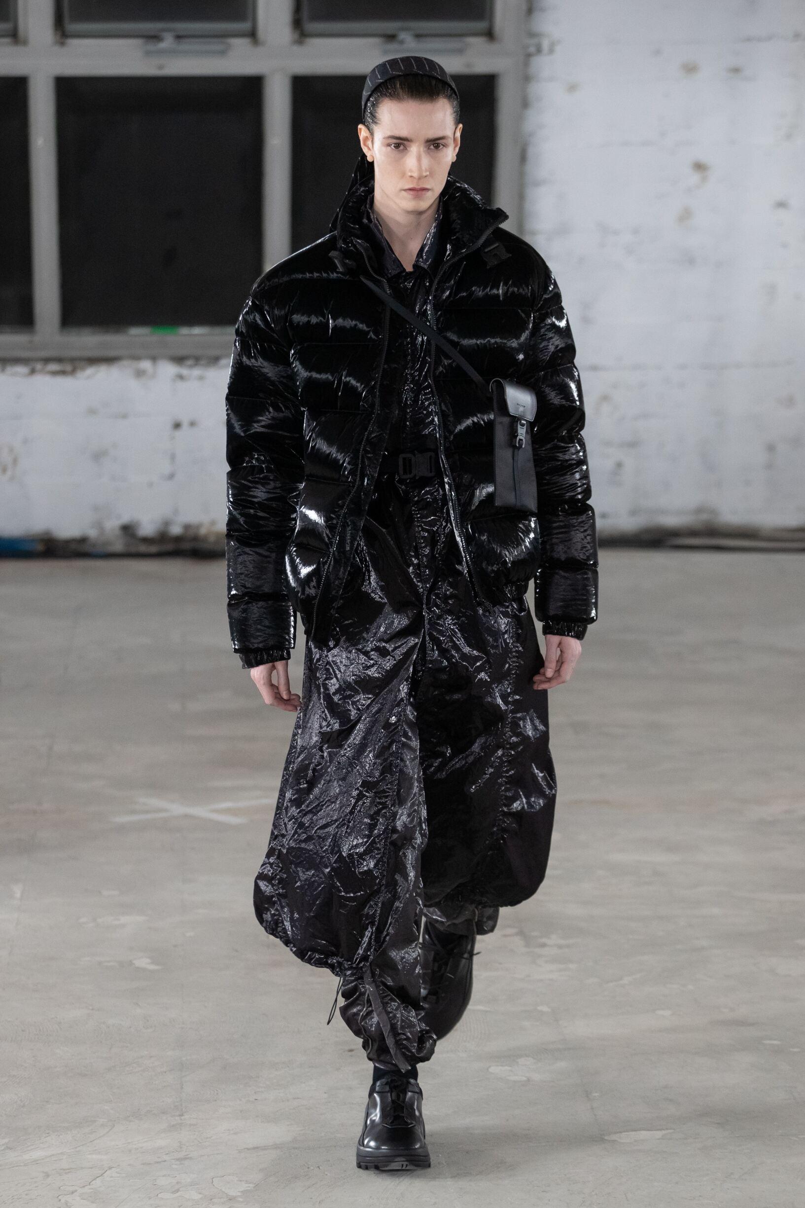 Catwalk ALYX Model Fashion Show Winter 2019