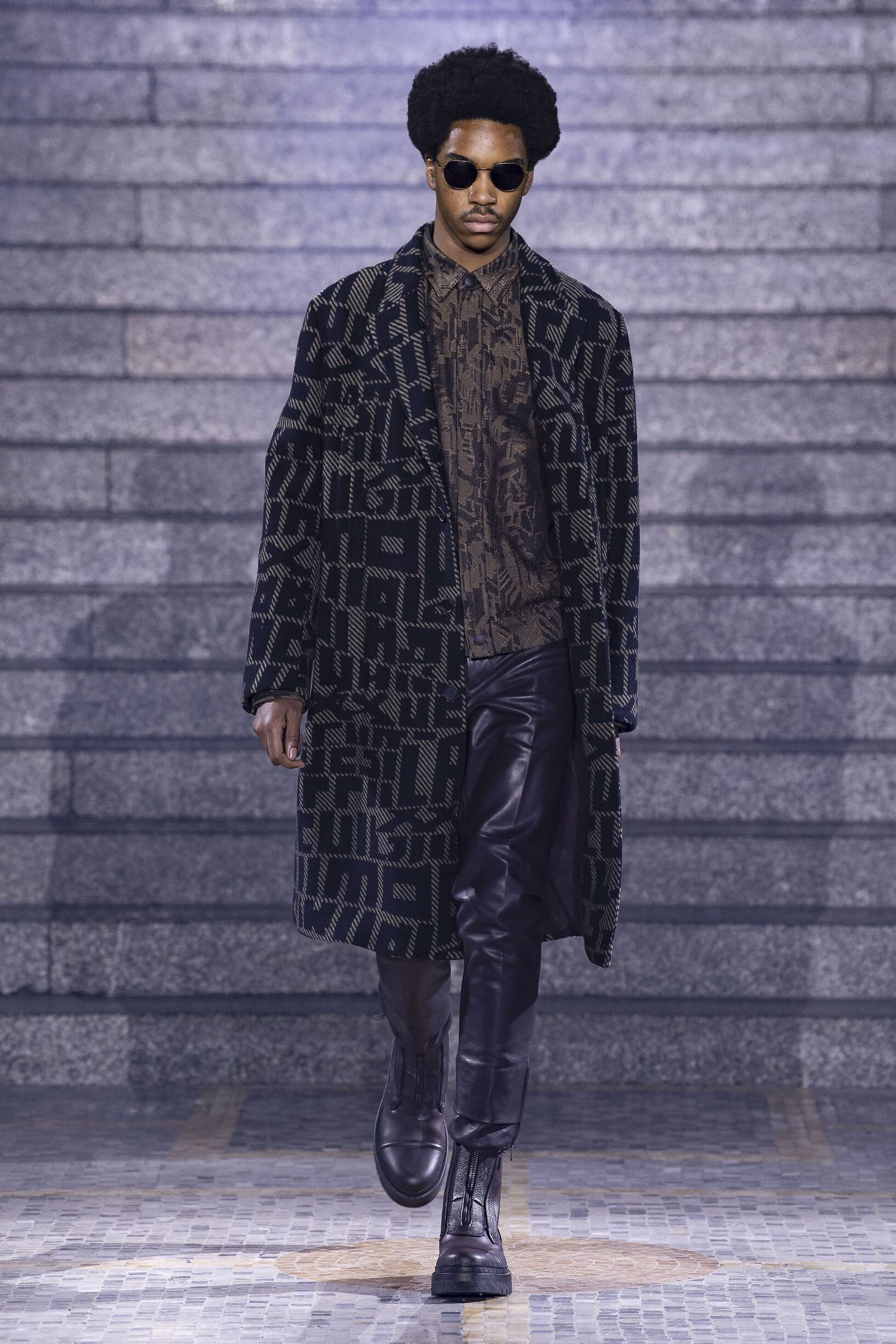 Catwalk Ermenegildo Zegna Winter 2019