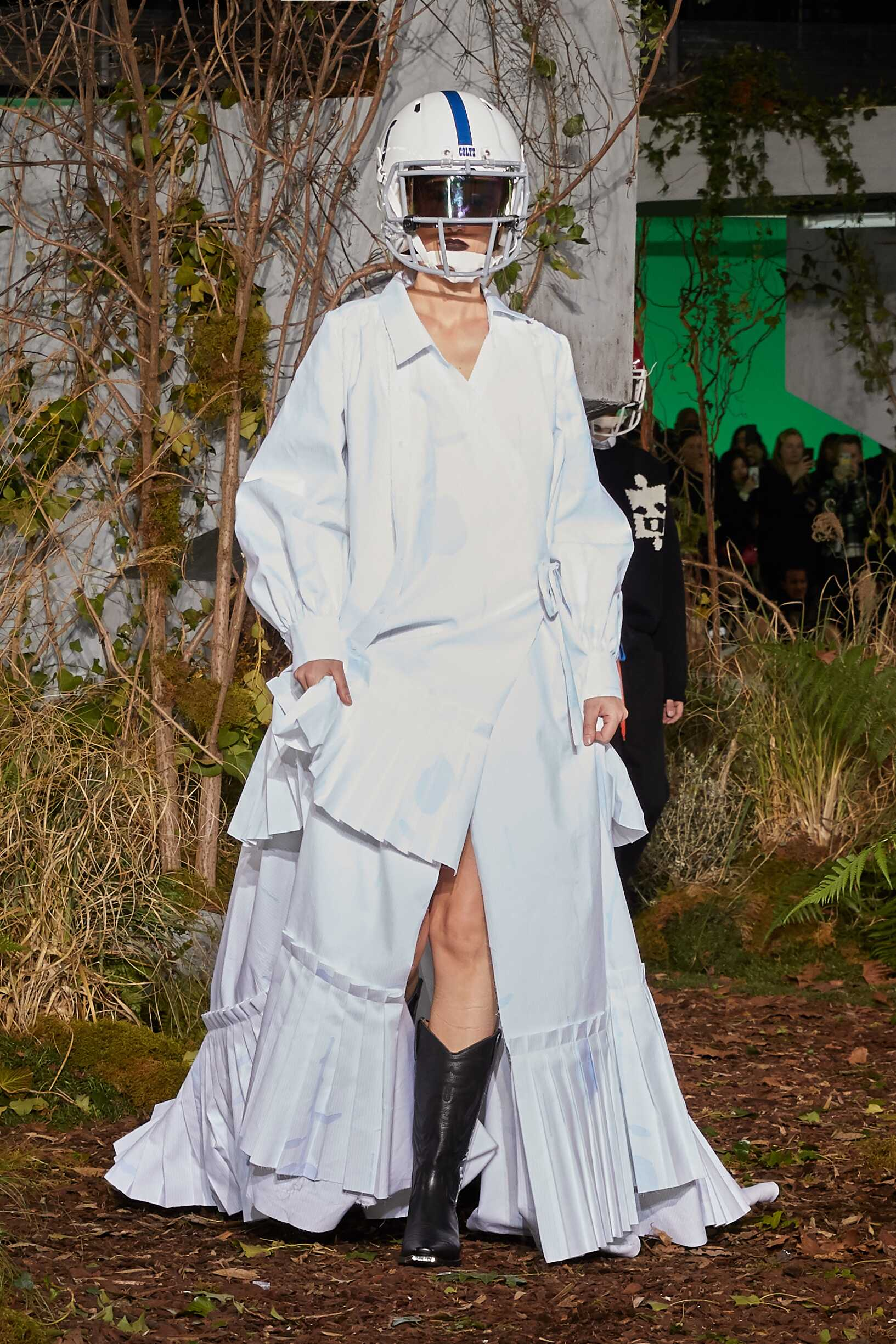 Catwalk Off White c/o Virgil Abloh Woman Winter 2019