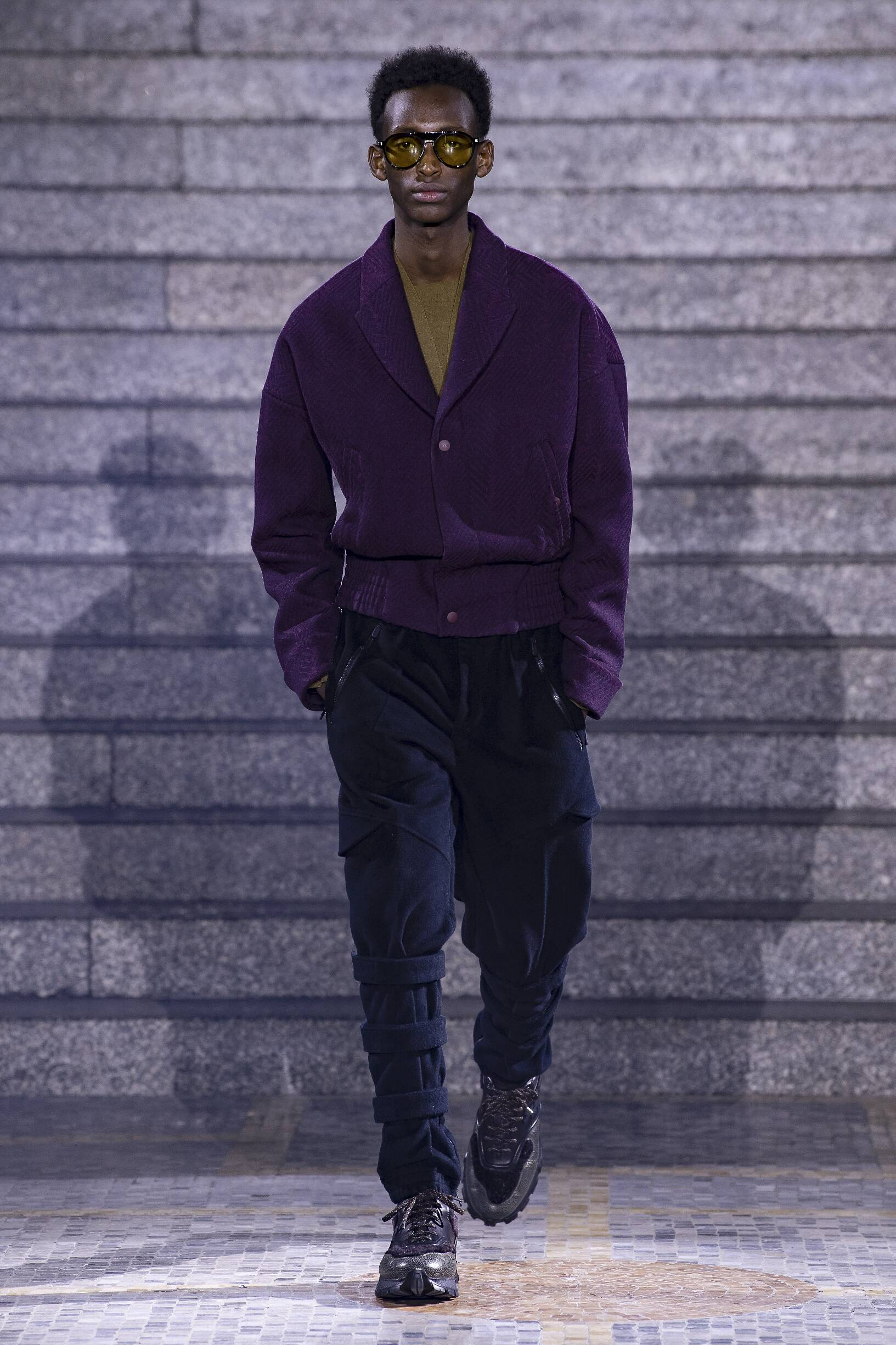 Ermenegildo Zegna Fall Winter 2019 Mens Collection Milan Fashion Week