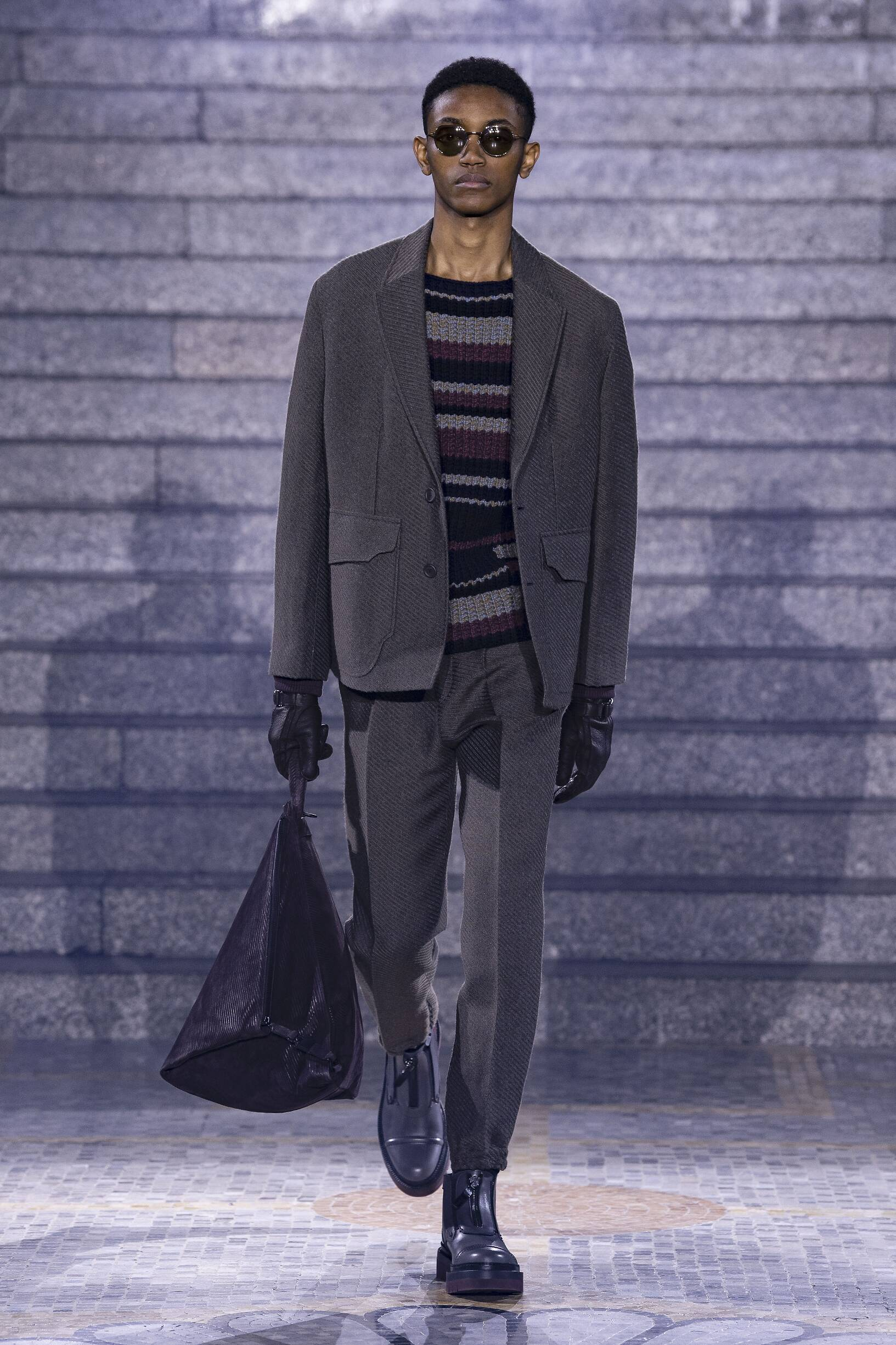 Ermenegildo Zegna Fall Winter 2019