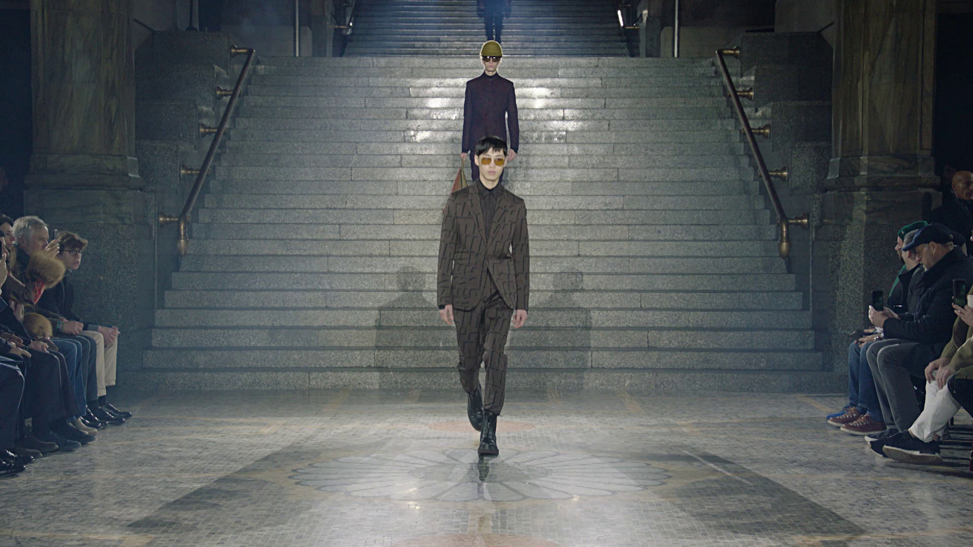 Ermenegildo Zegna Fall Winter Collection 2019 - Milan Fashion Show