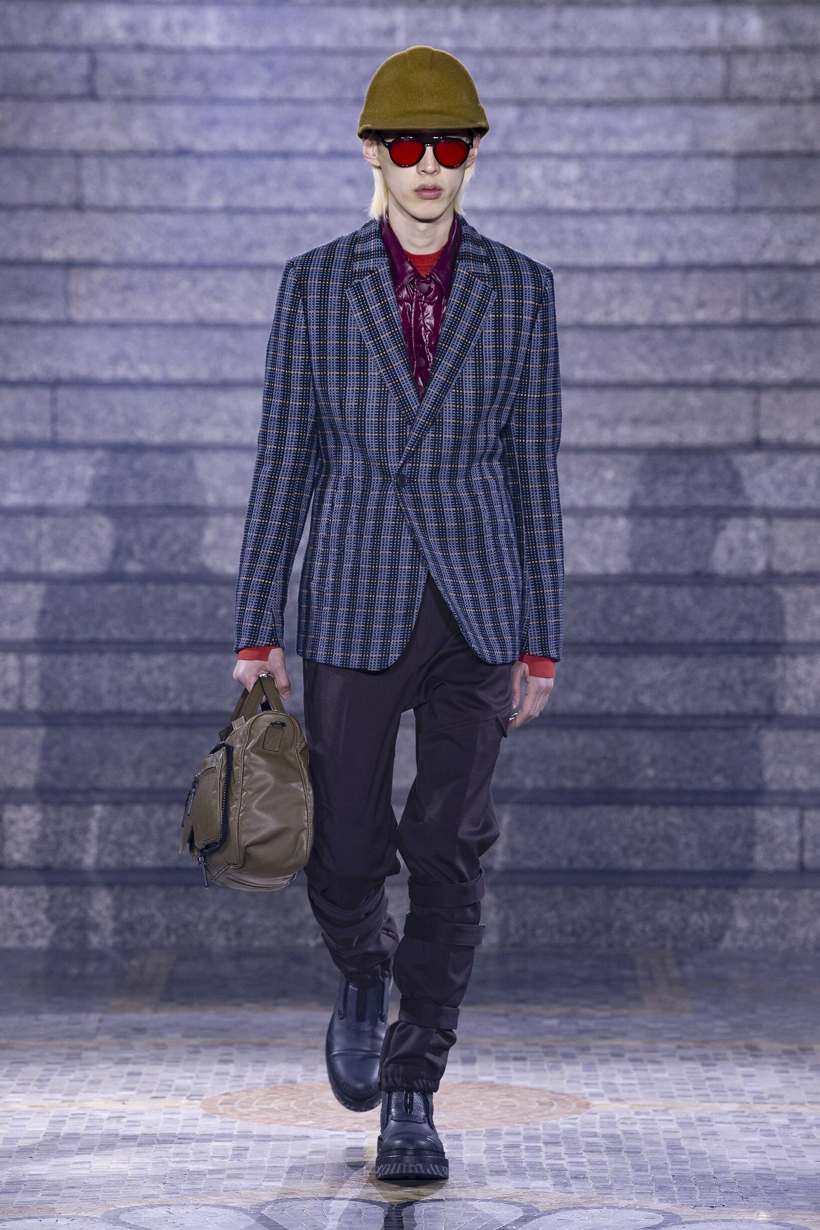 Ermenegildo Zegna Men's Collection 2019-20
