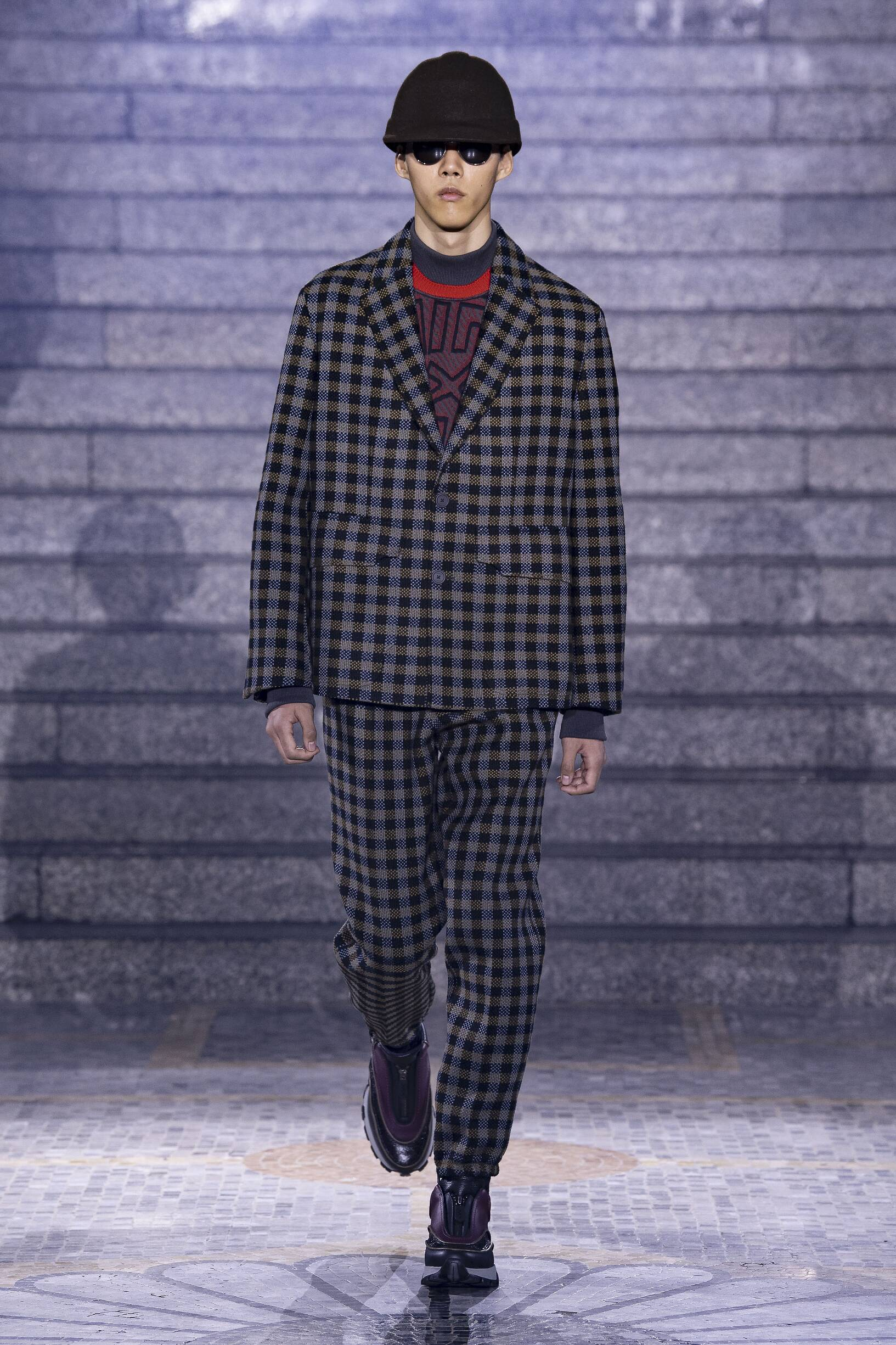 Ermenegildo Zegna Milan Fashion Week Menswear Trends