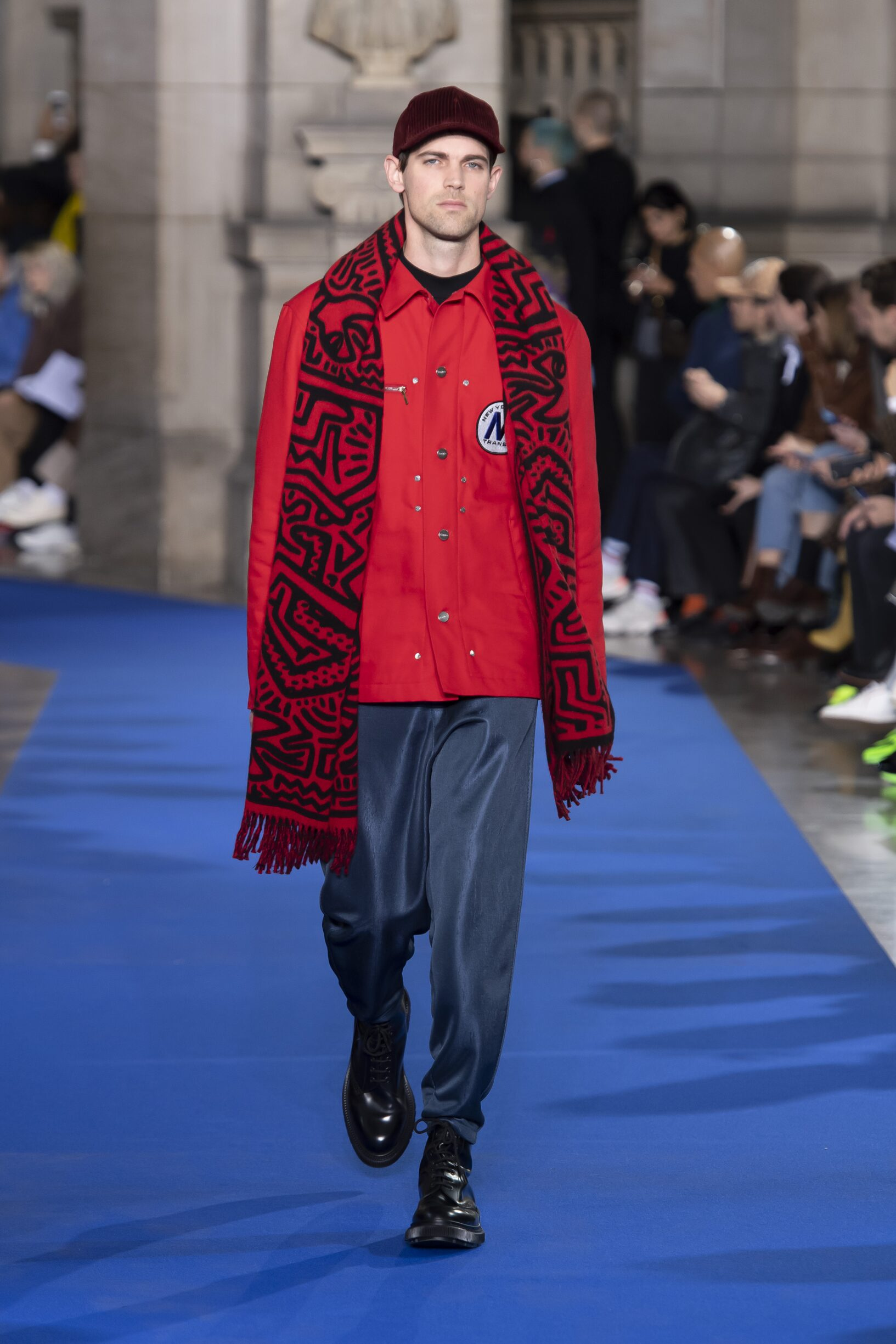 Études Fall Winter 2019 Mens Collection Paris Fashion Week