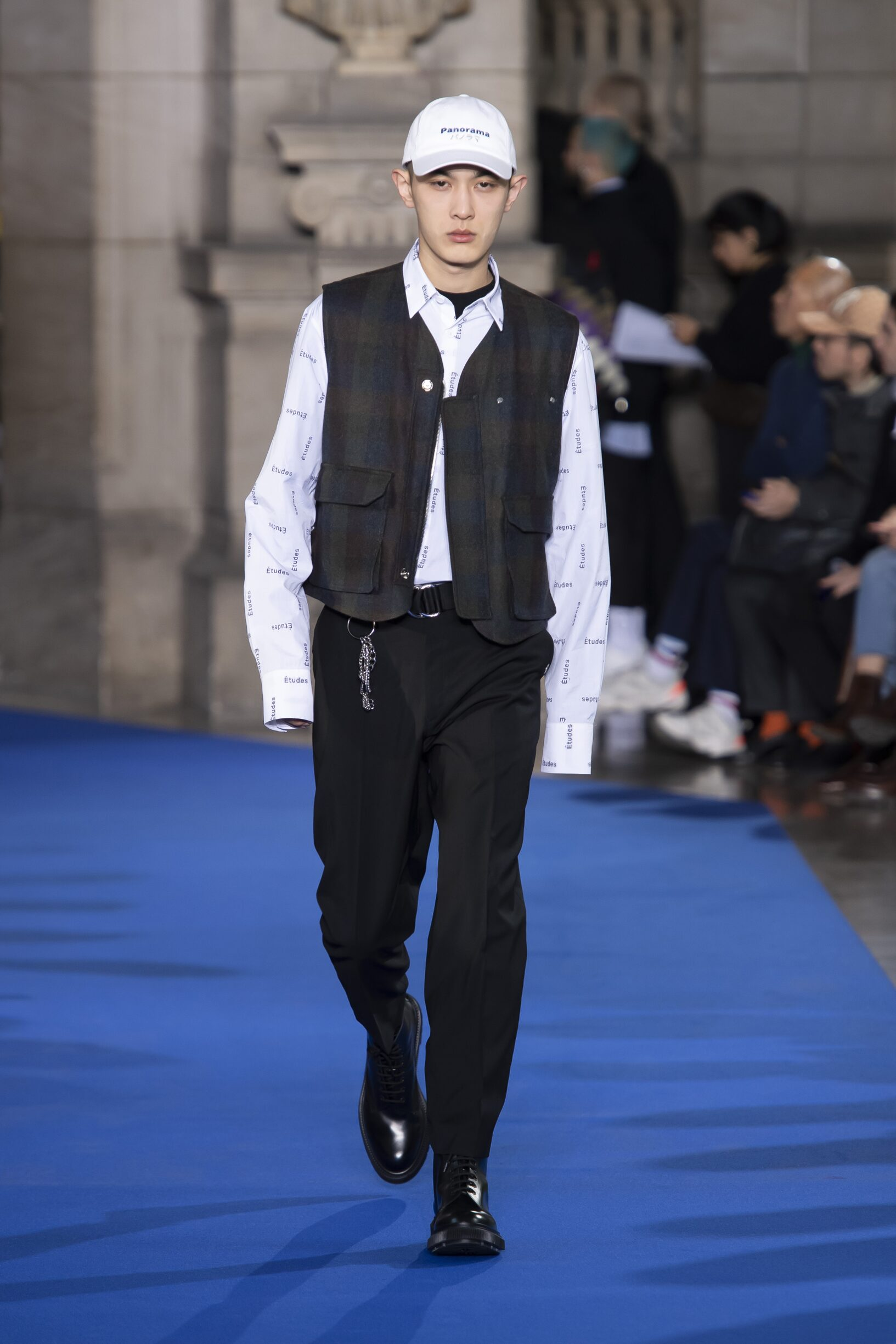 Études Paris Fashion Week Menswear Trends