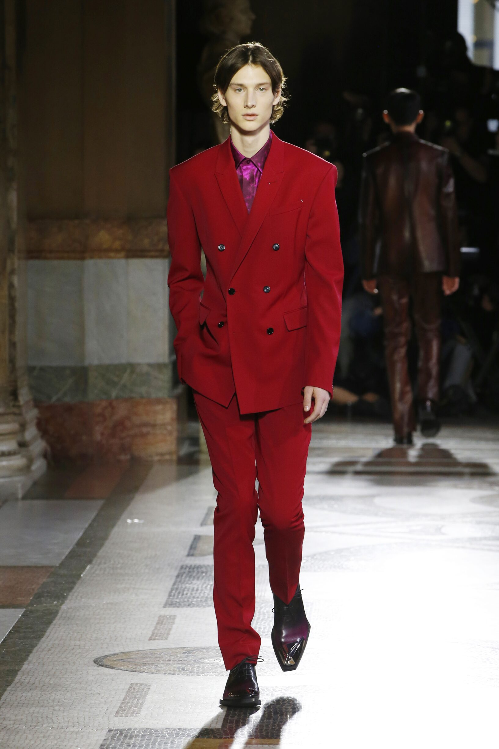 FW 2019-20 Berluti Fashion Show