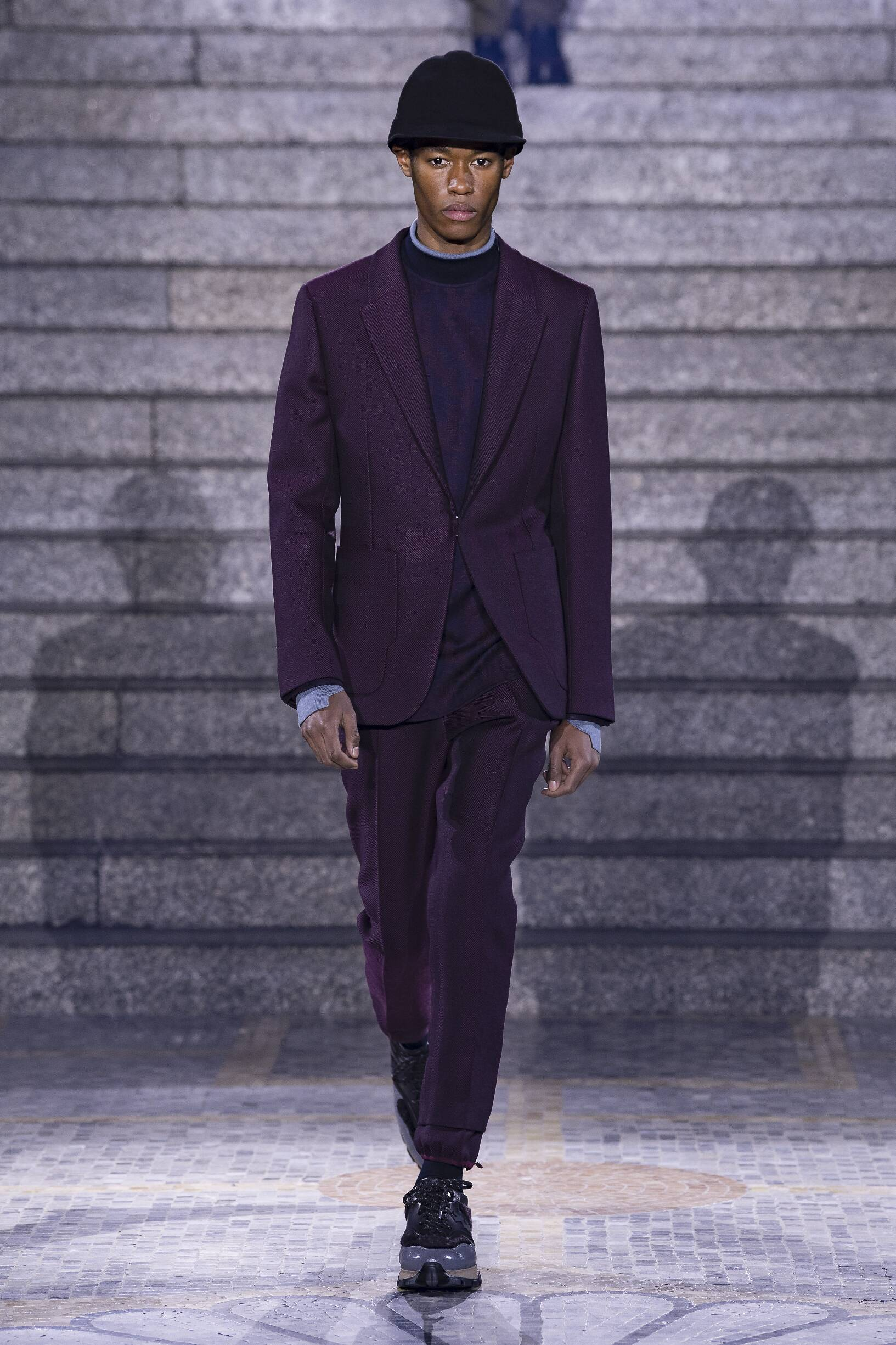 ccddcf8f ERMENEGILDO ZEGNA FALL WINTER 2019 MEN'S COLLECTION | The Skinny Beep