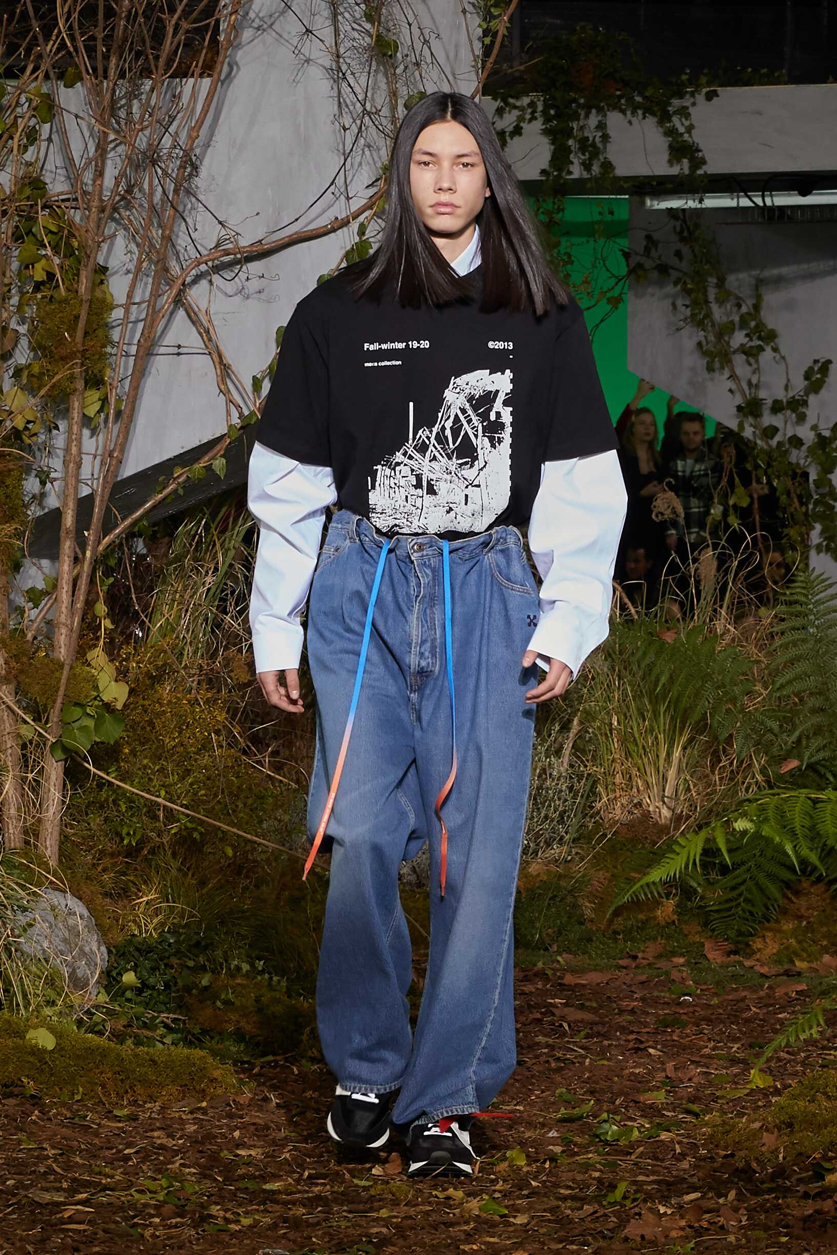 FW 2019-20 Fashion Show Off White c/o Virgil Abloh