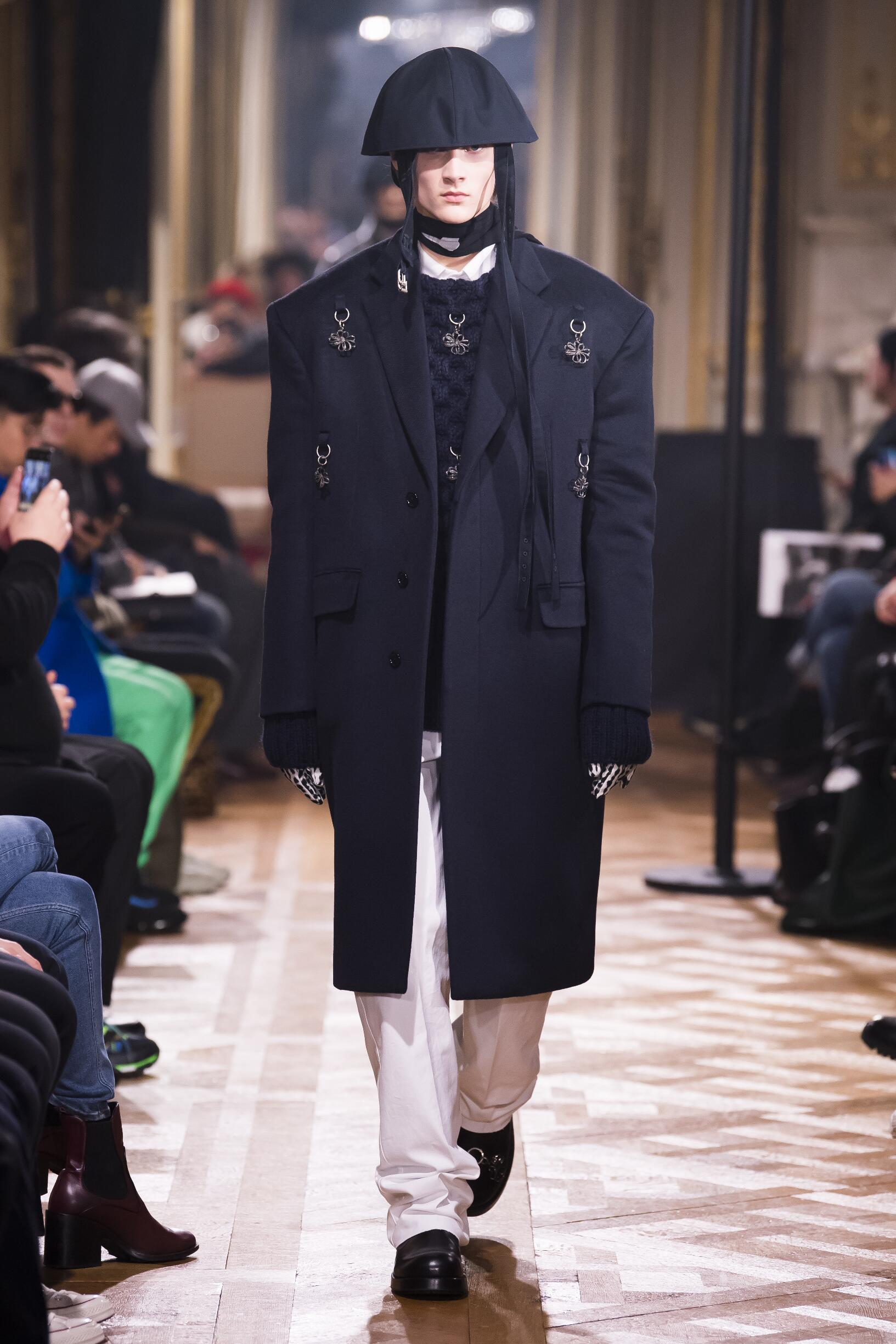FW 2019-20 Fashion Show Raf Simons