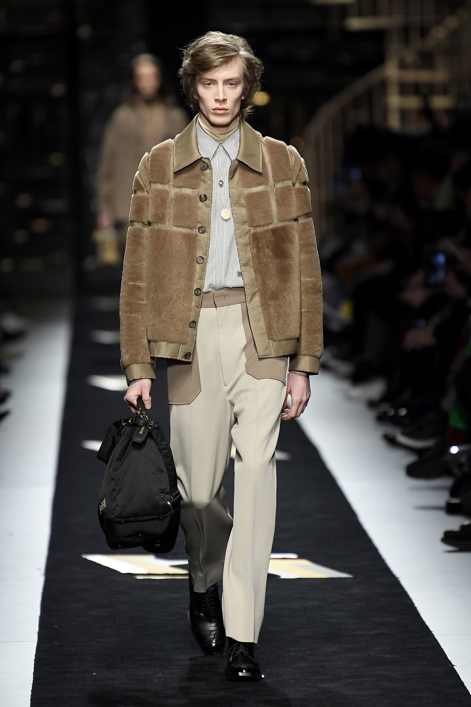 FW 2019-20 Fendi Fashion Show