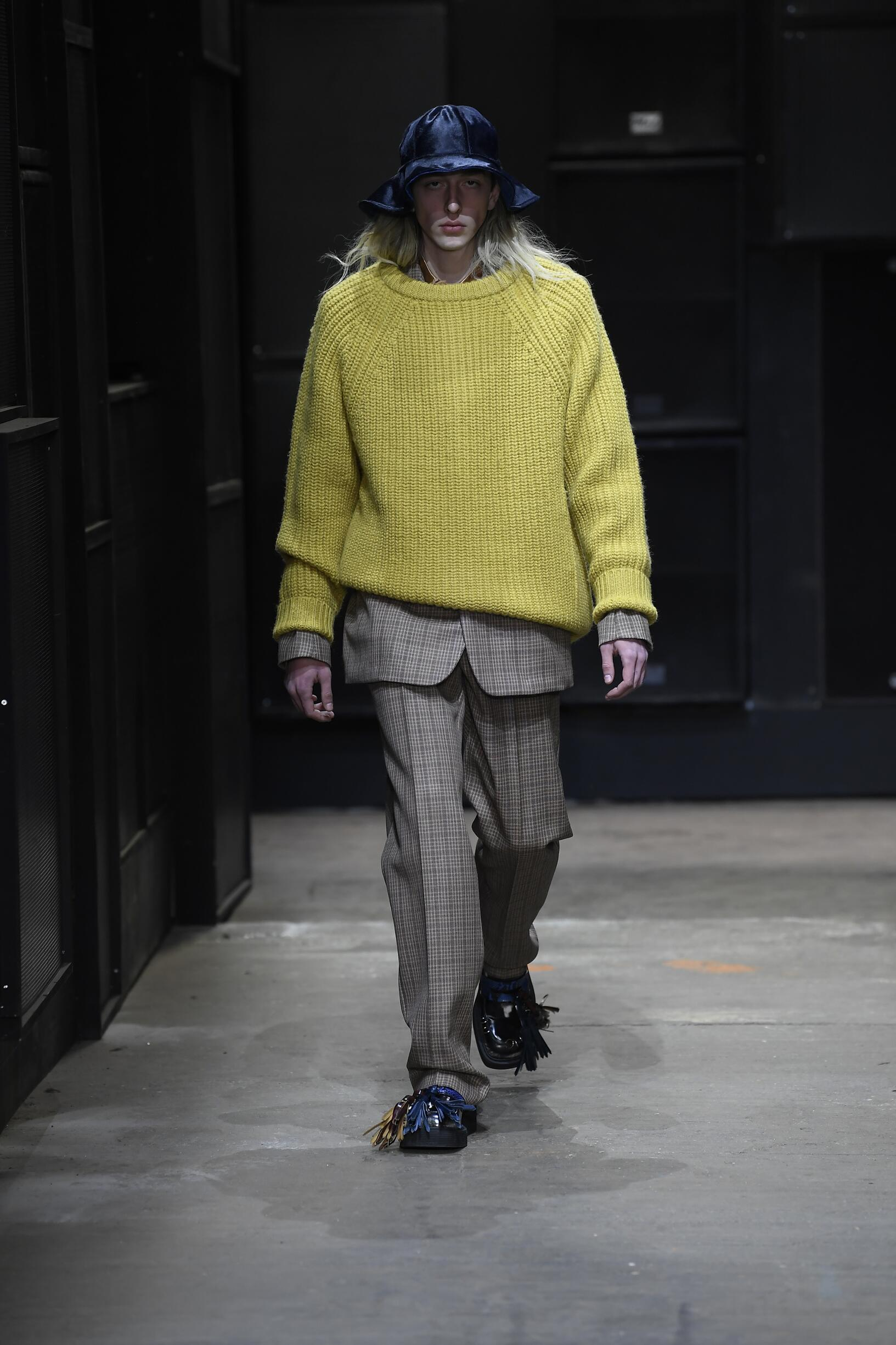 FW 2019-20 Marni Fashion Show Milan