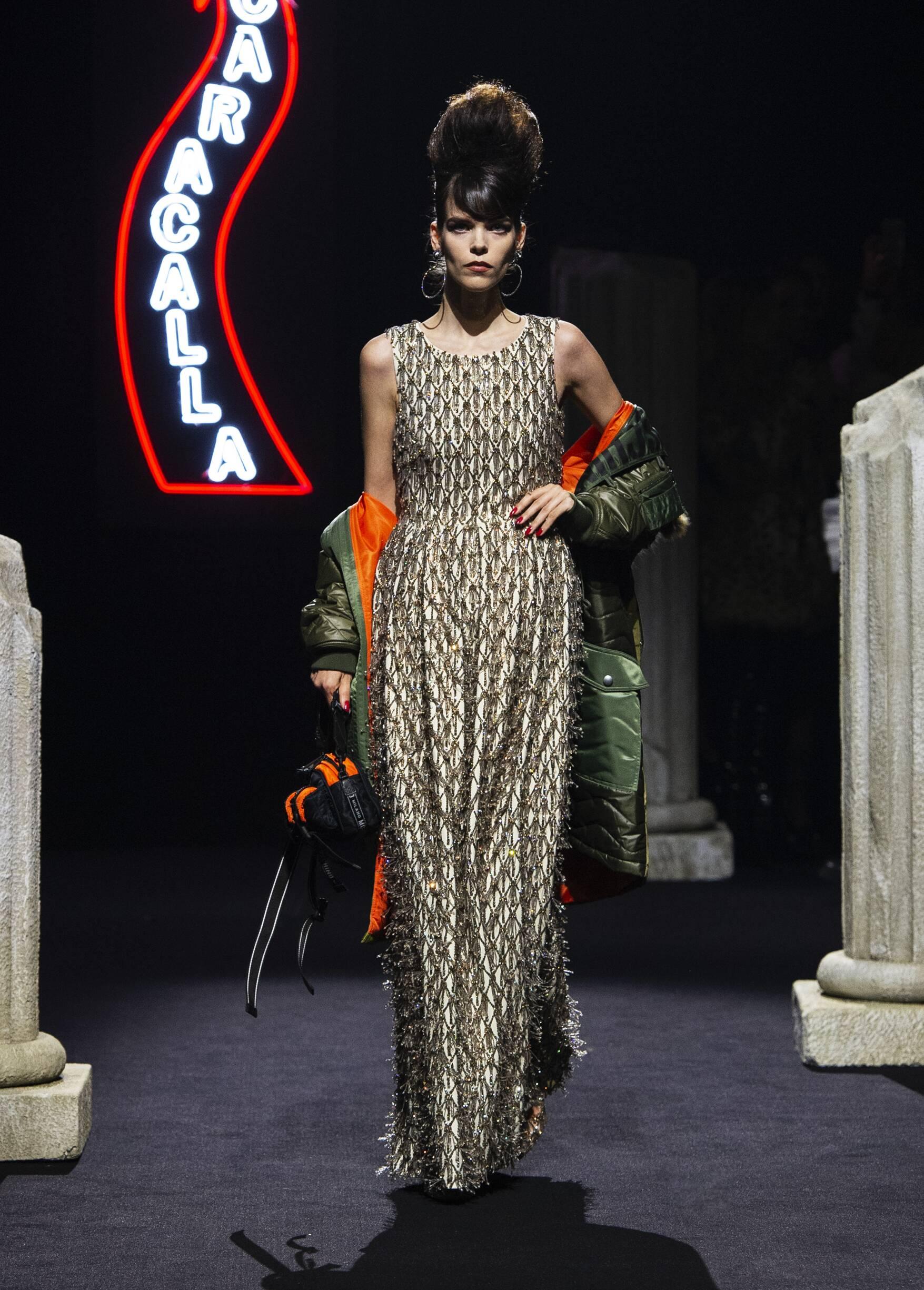 FW 2019-20 Moschino Fashion Show Rome