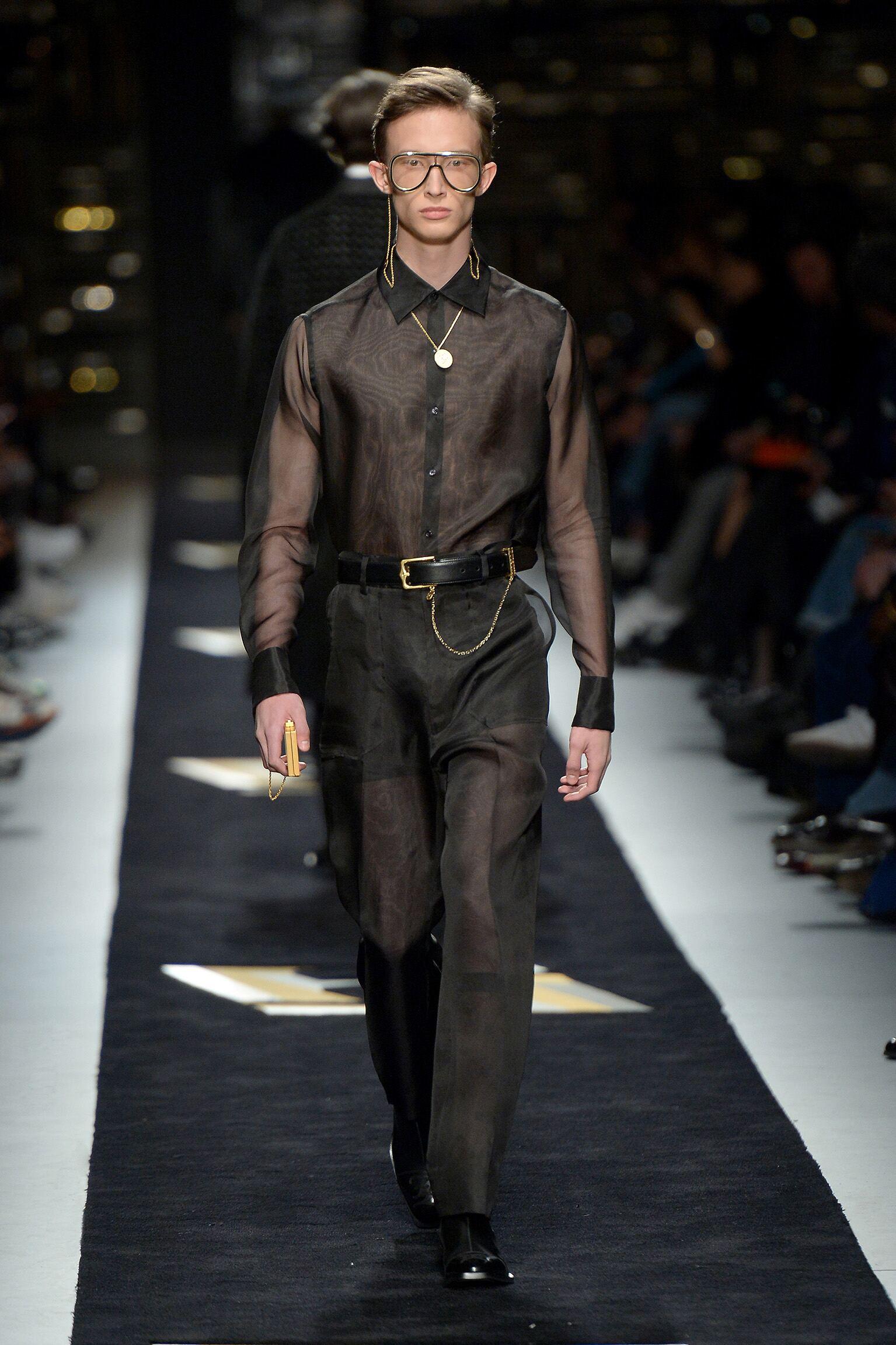 FW 2019 Fendi Show Milan Fashion Week