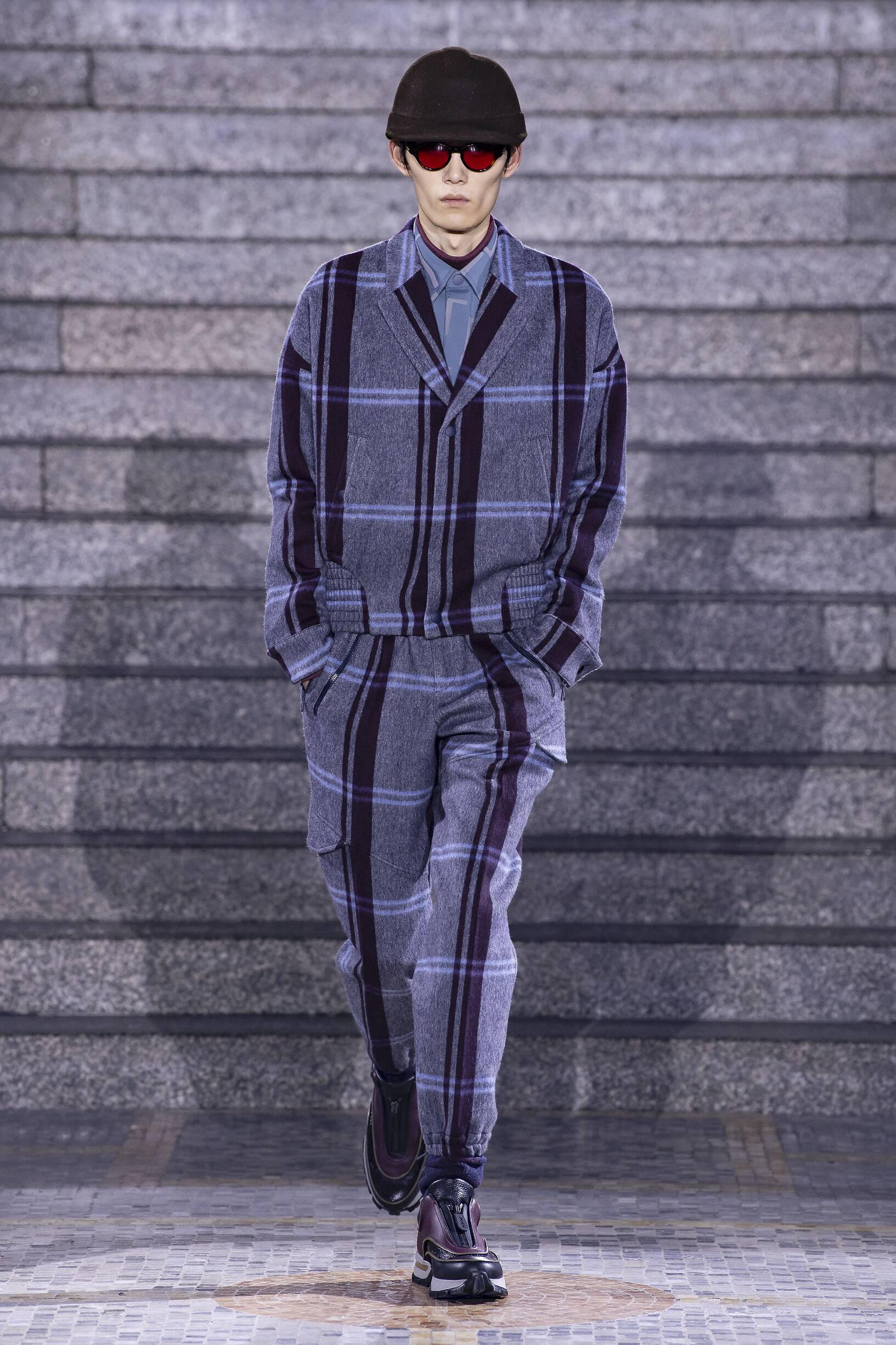Fall 2019 Fashion Trends Ermenegildo Zegna