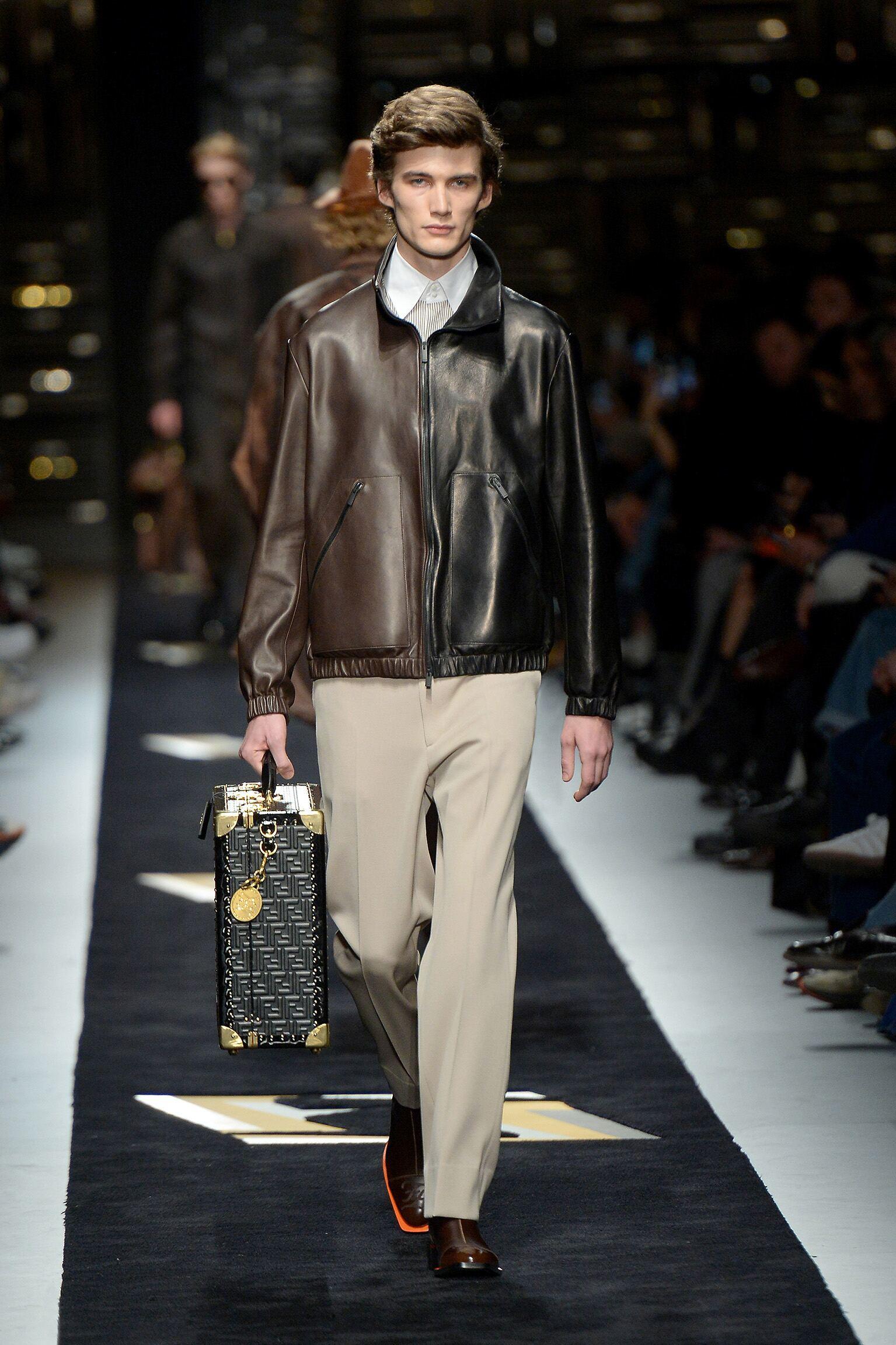 Fall 2019 Fashion Trends Fendi
