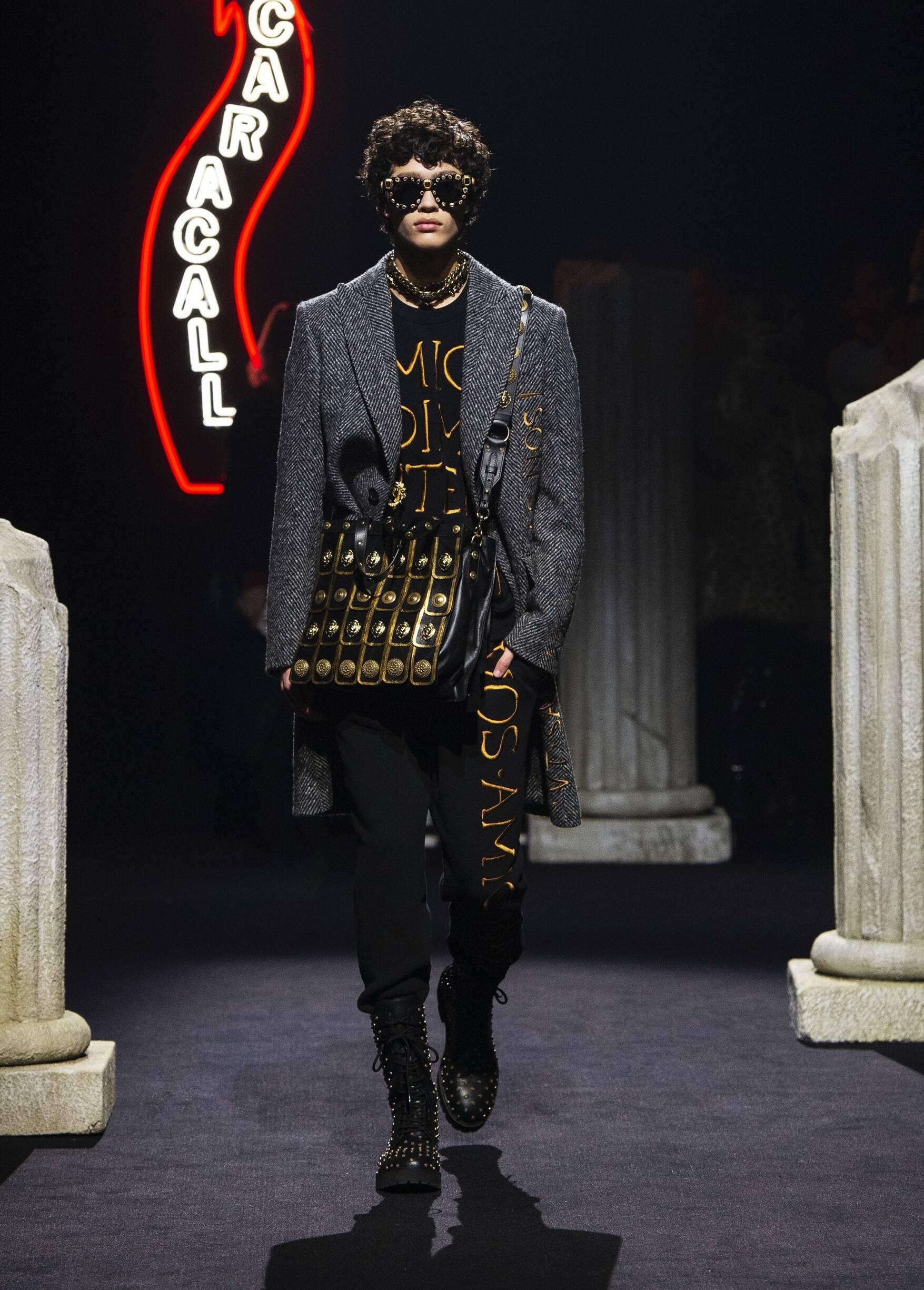 Fall 2019 Fashion Trends Moschino