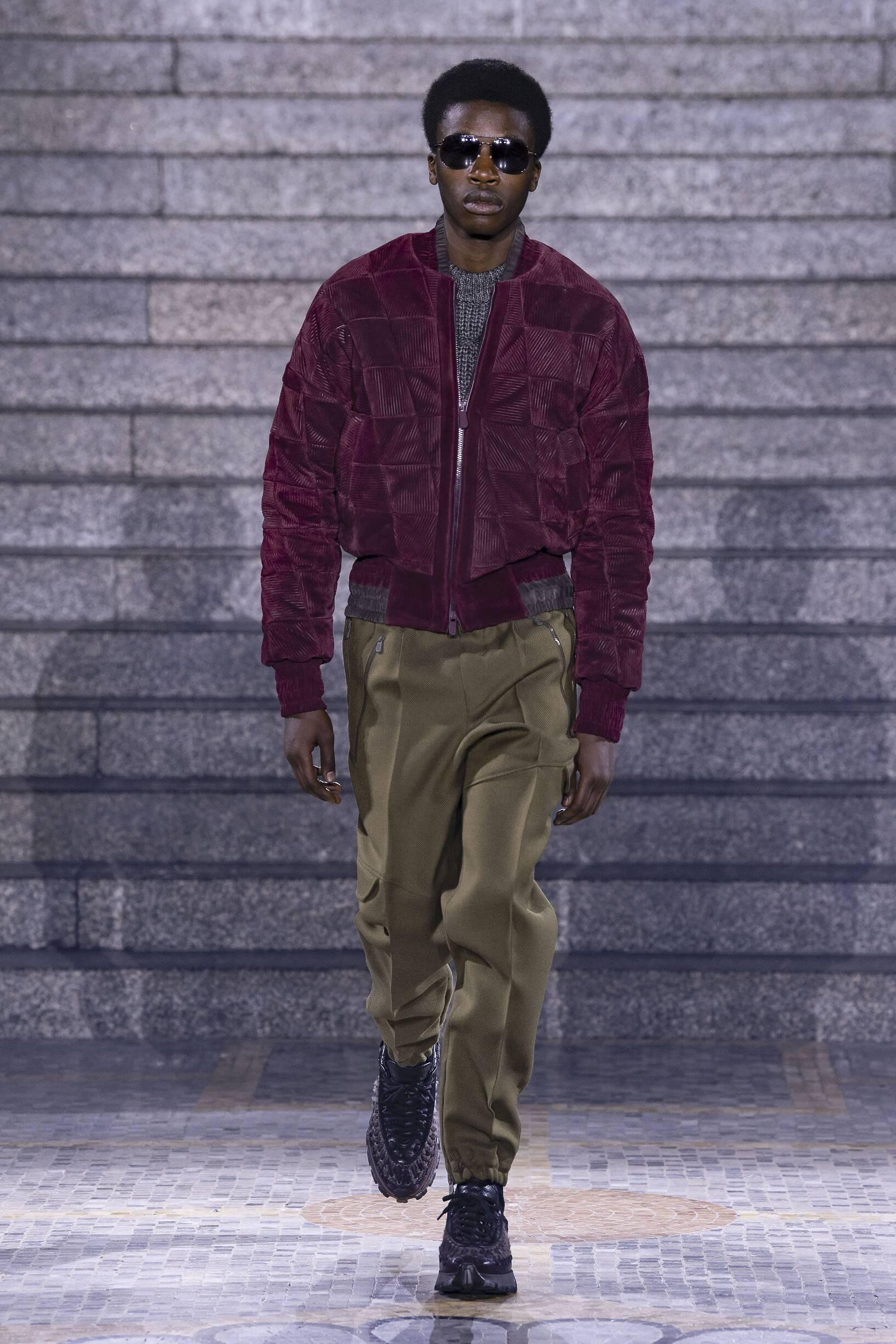 Fall 2019 Menswear Ermenegildo Zegna