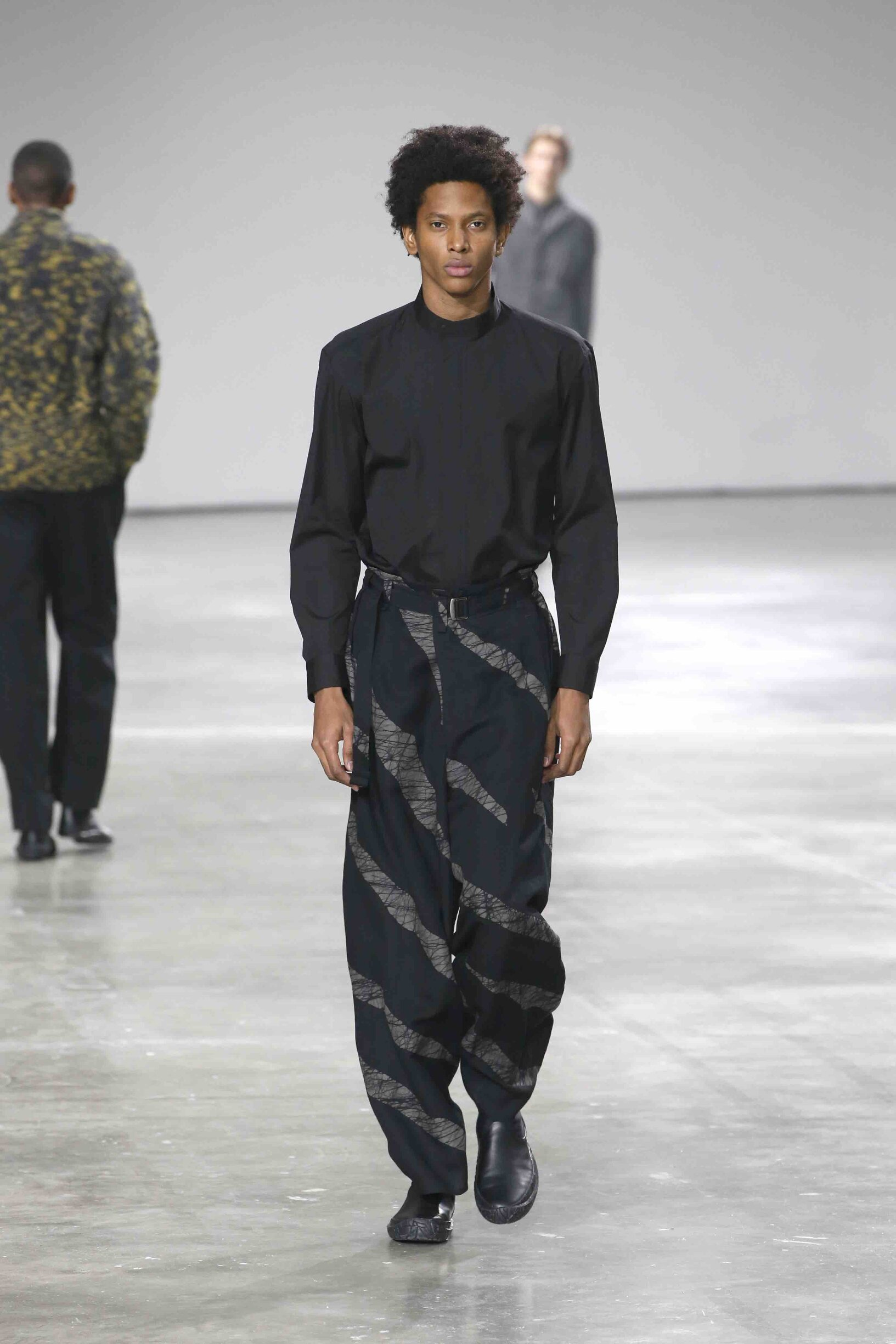 Fall 2019 Menswear Issey Miyake