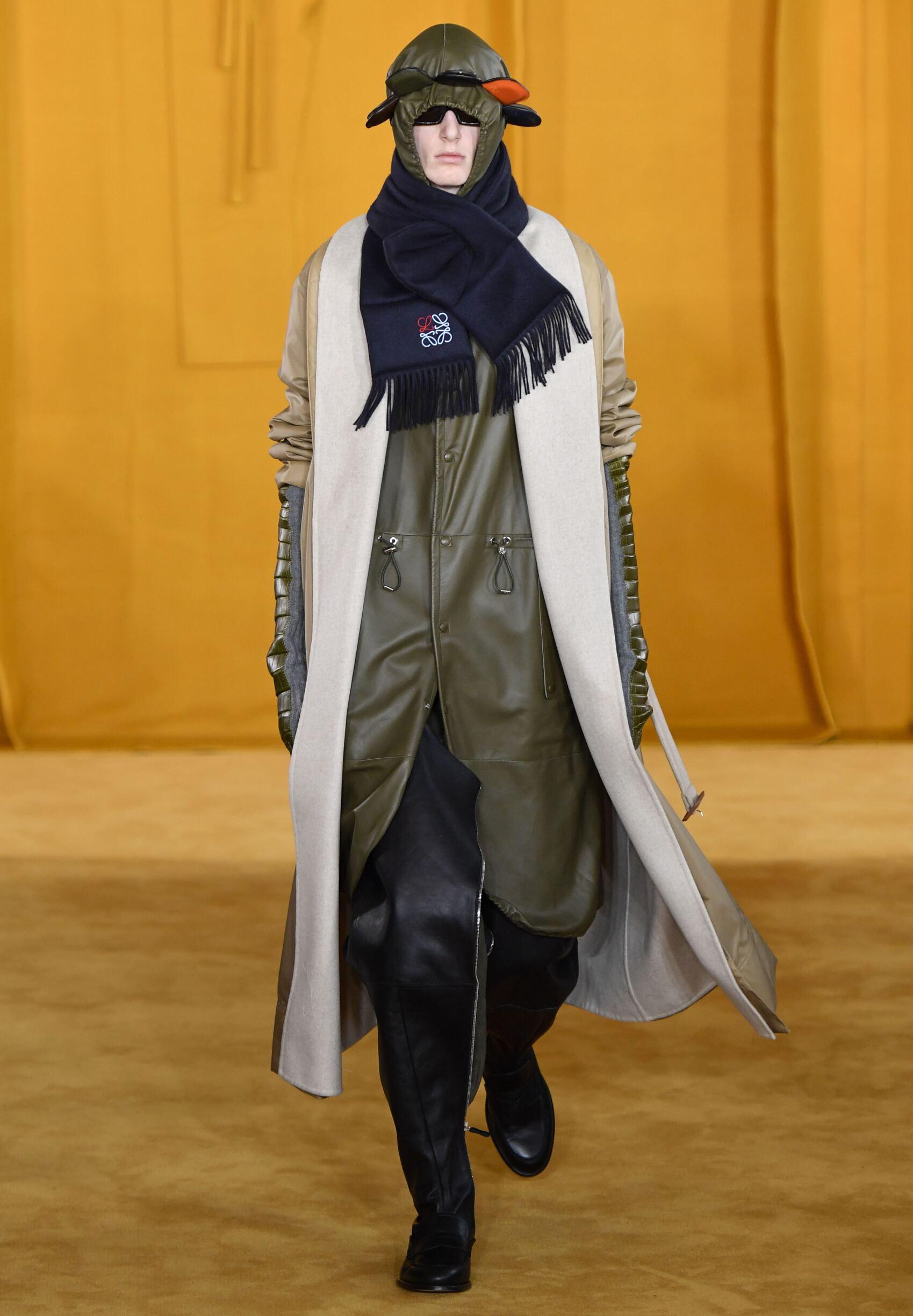 Fall 2019 Menswear Loewe