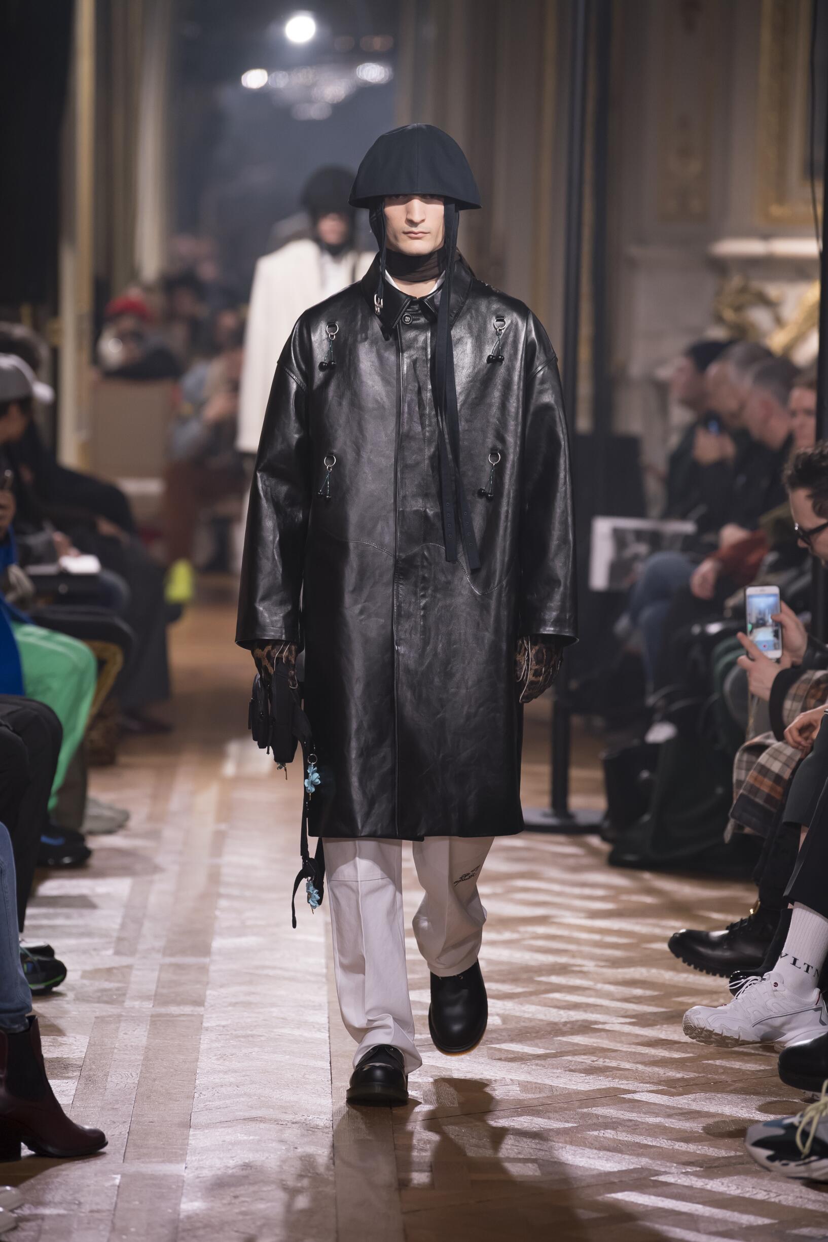 Fall 2019 Menswear Raf Simons