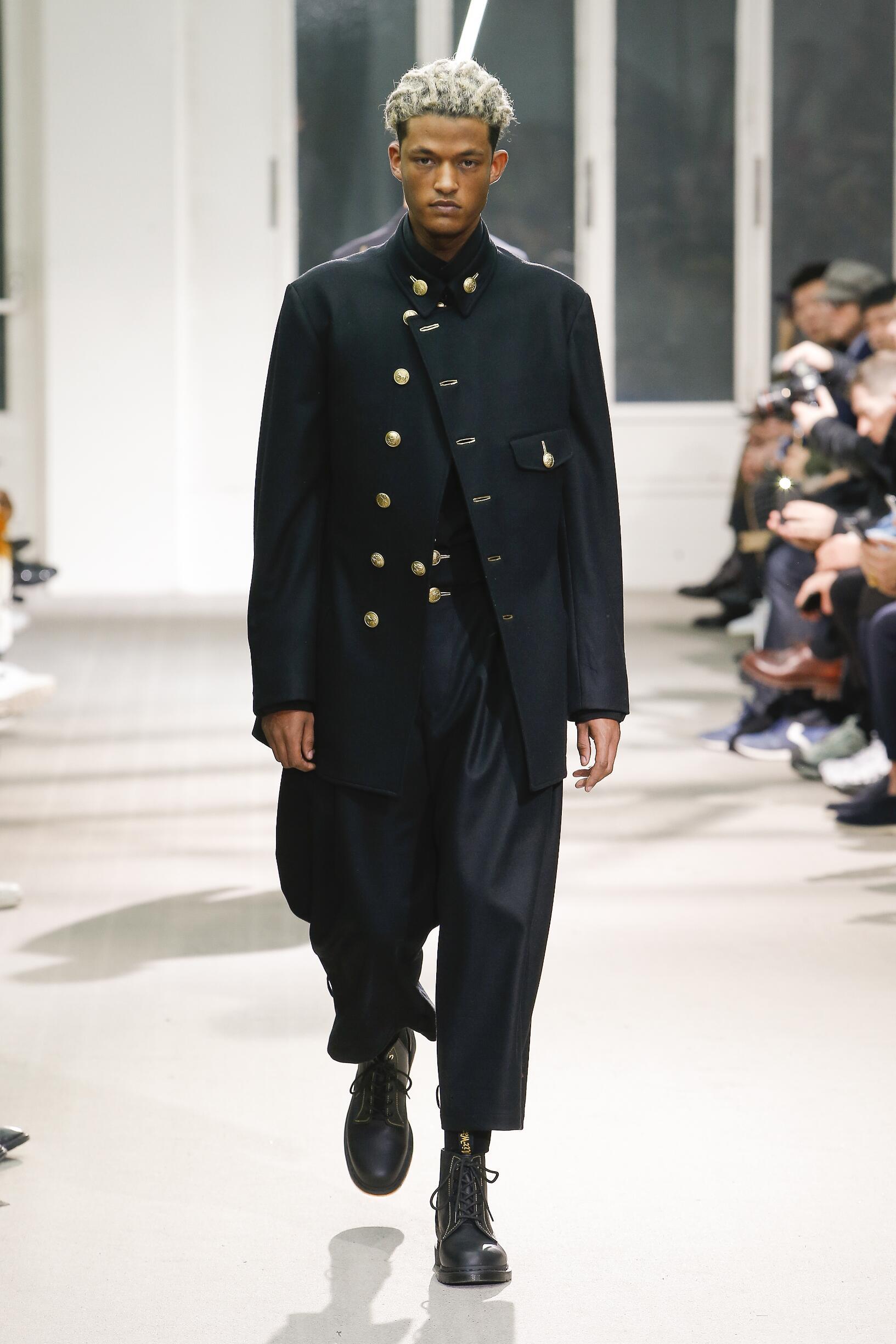 Fall Fashion Trends 2019-20 Yohji Yamamoto