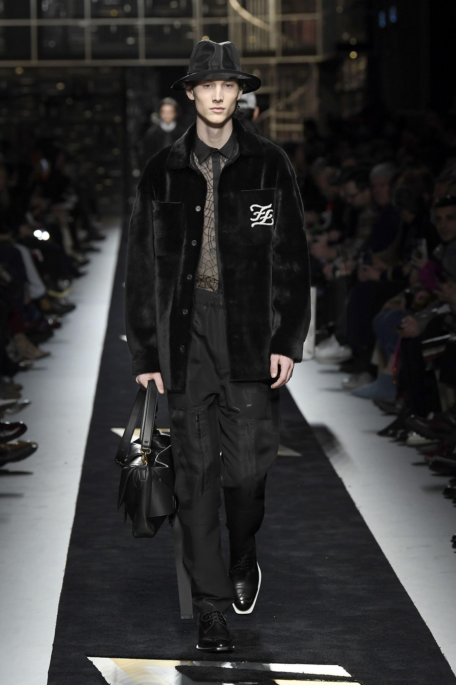 Fashion 2019 Mens Style Fendi