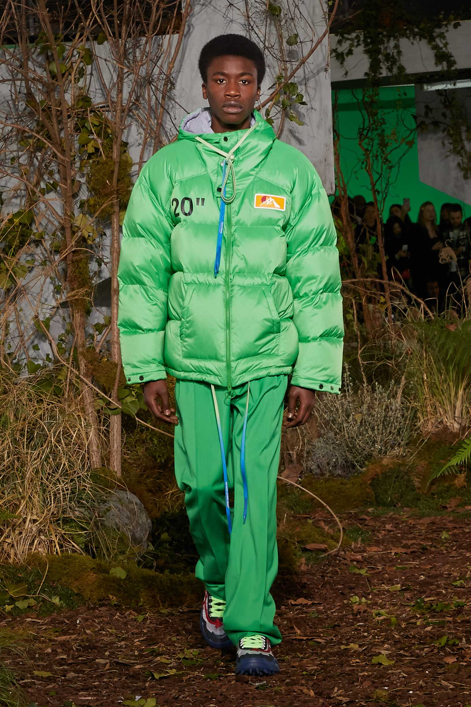 Fashion 2019 Runway Man Off White c/o Virgil Abloh Winter