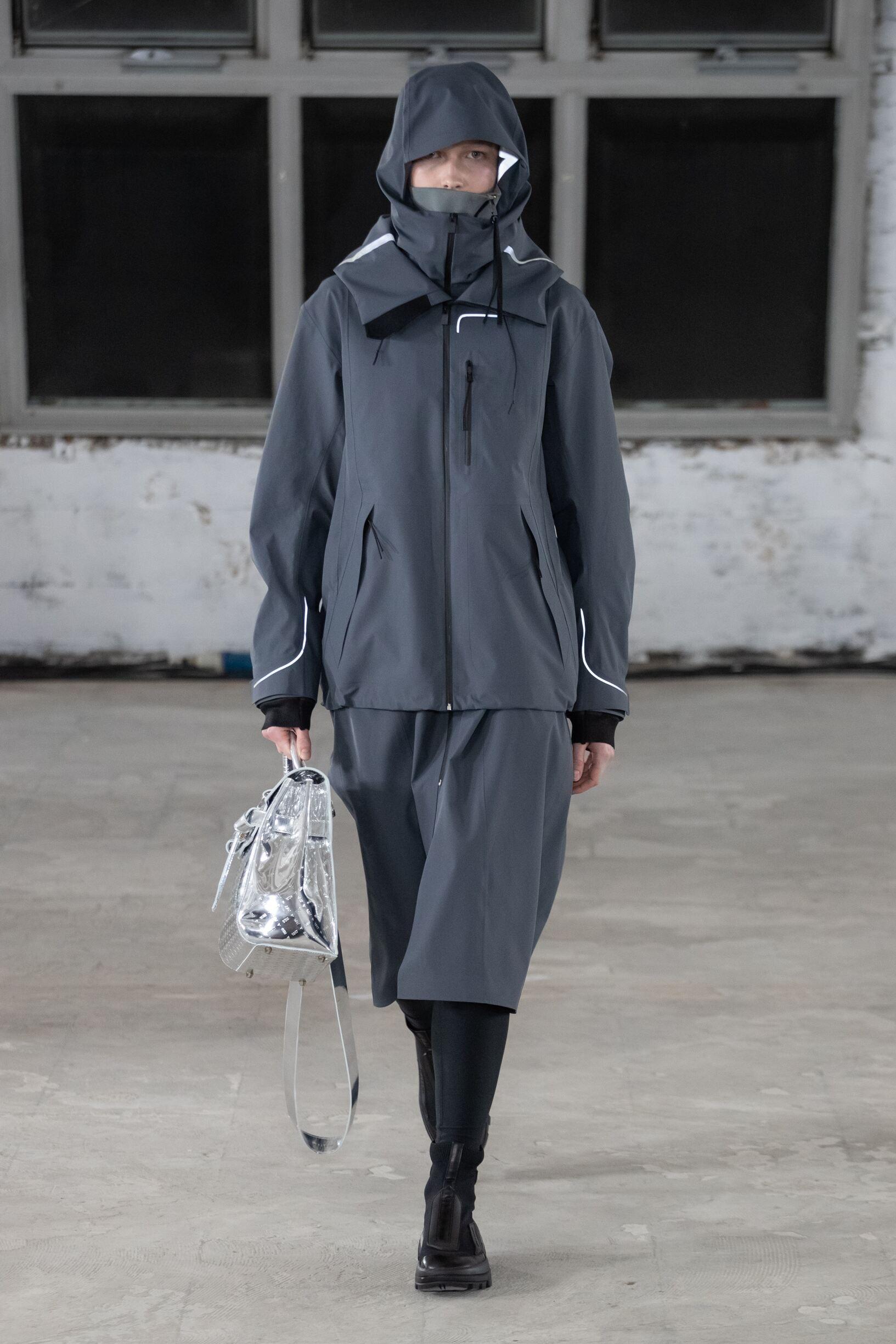 Fashion Model ALYX Catwalk