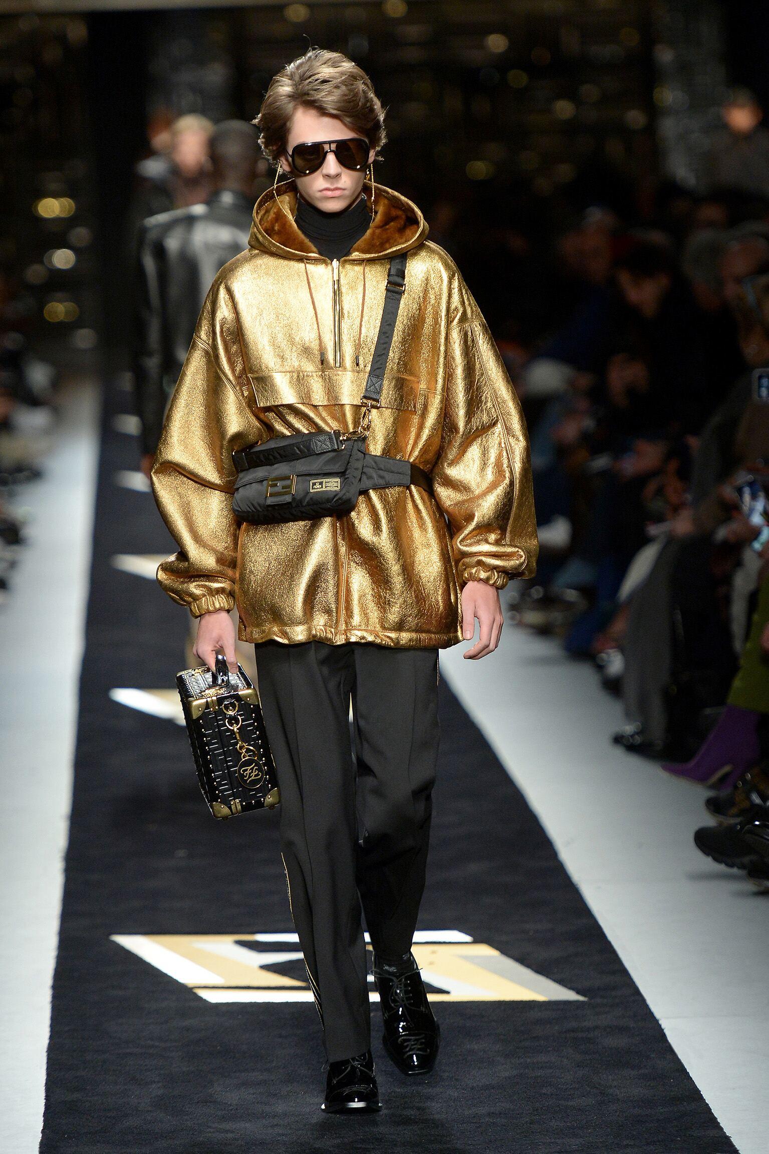 Fendi 2019 Milan Men Trends