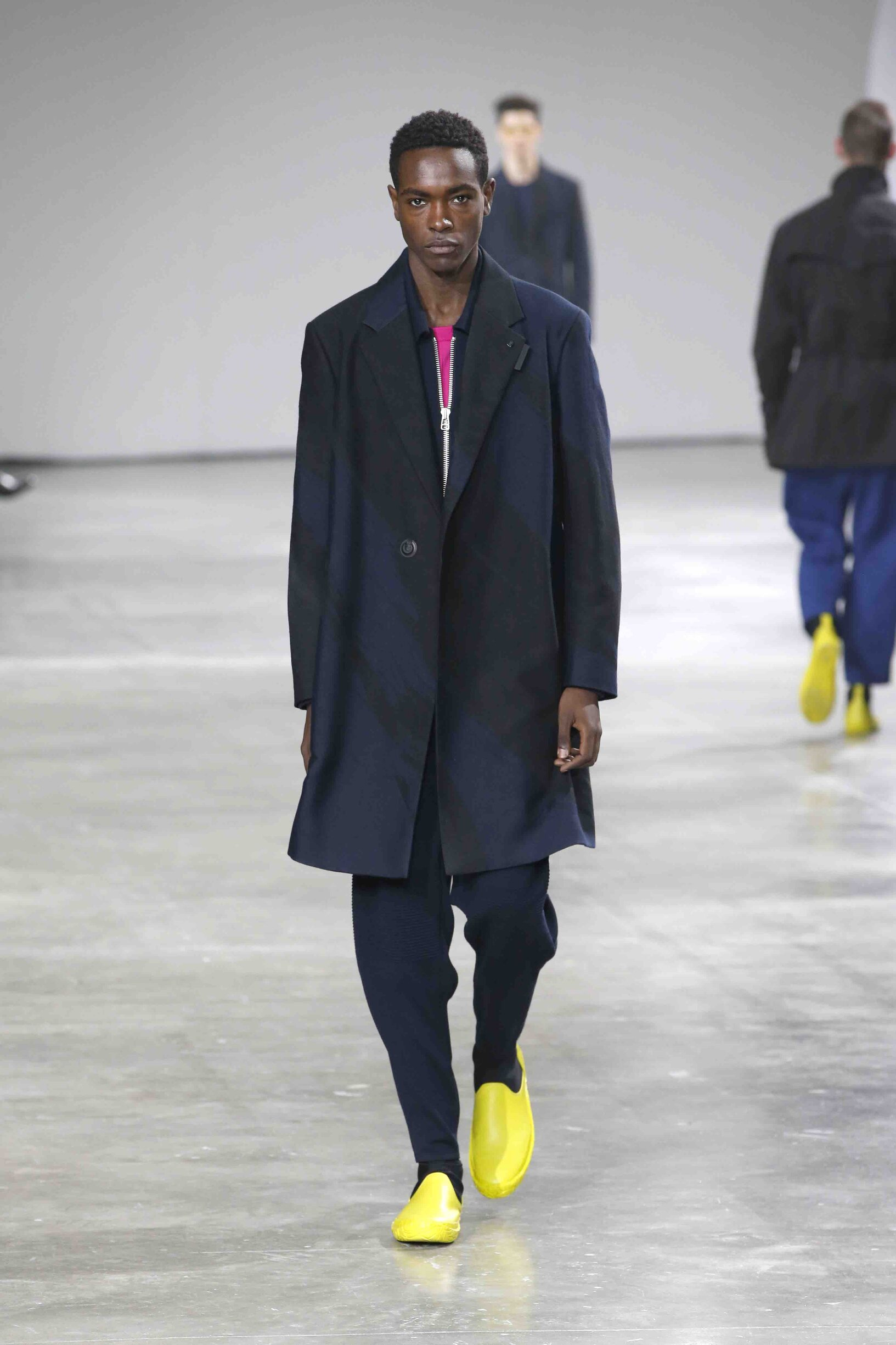Issey Miyake Fall Winter 2019 Mens Collection Paris Fashion Week