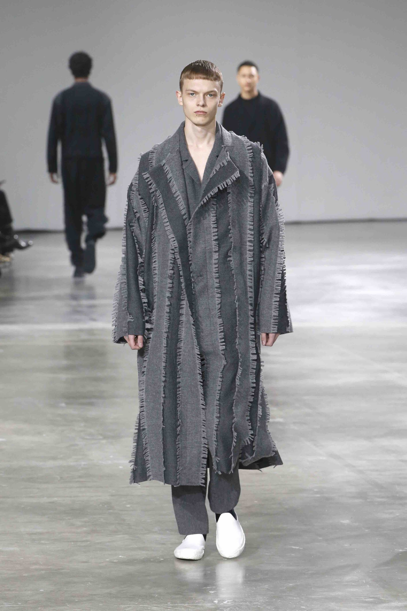 Issey Miyake Men's Collection 2019-20