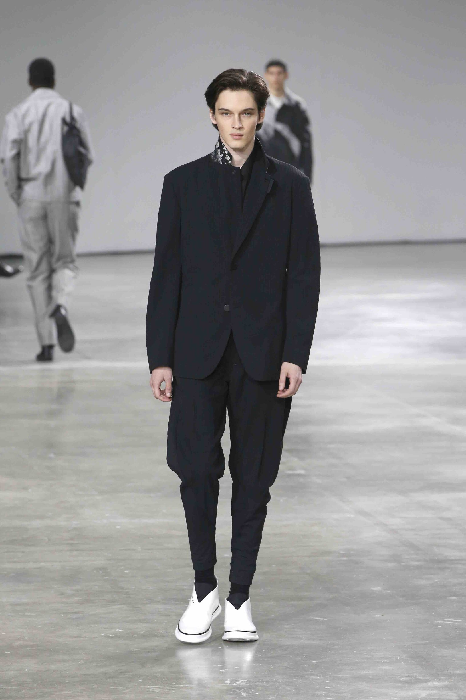 Issey Miyake Menswear Fashion Show