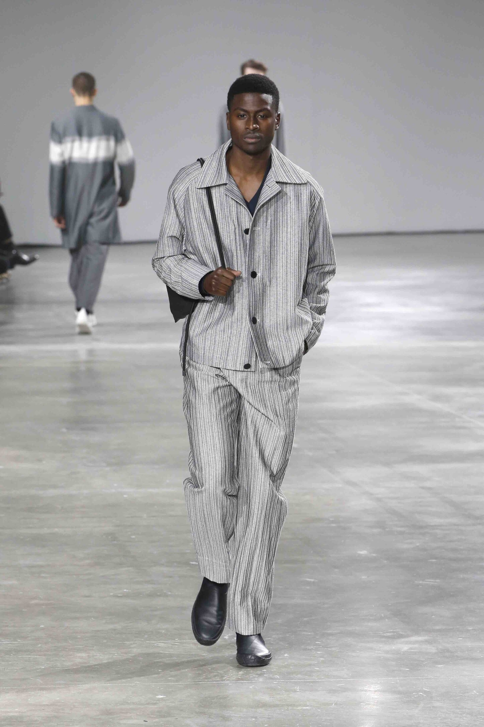 Issey Miyake Paris Fashion Week Menswear Trends