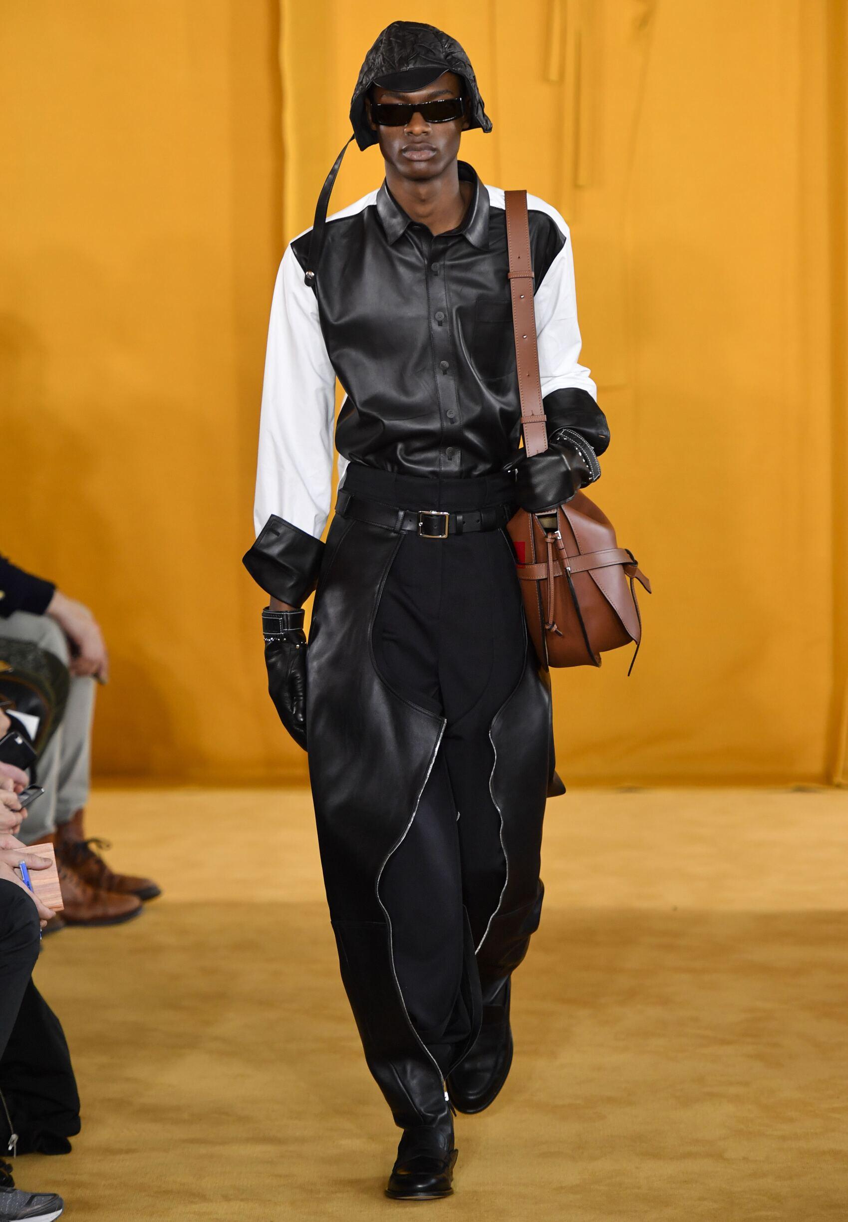 Loewe Menswear Fashion Show