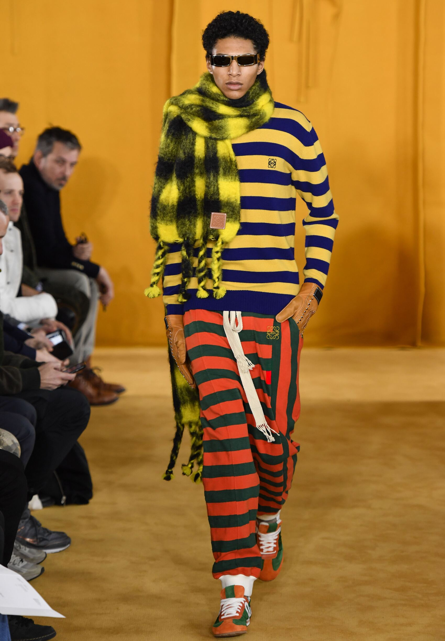 Loewe Paris Fashion Week Menswear