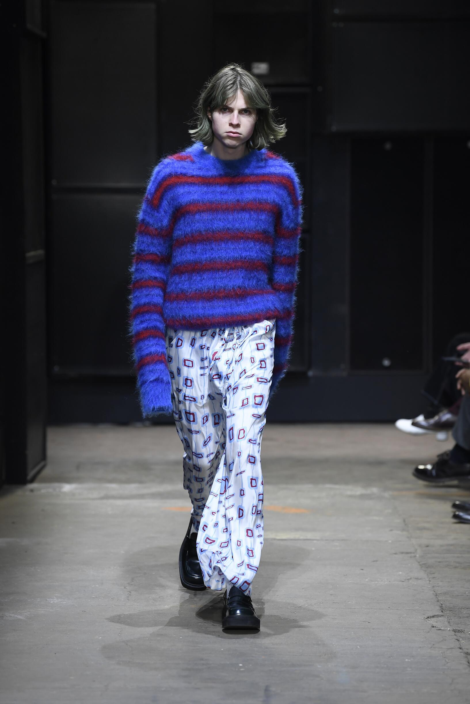 Marni FW 2019 Menswear