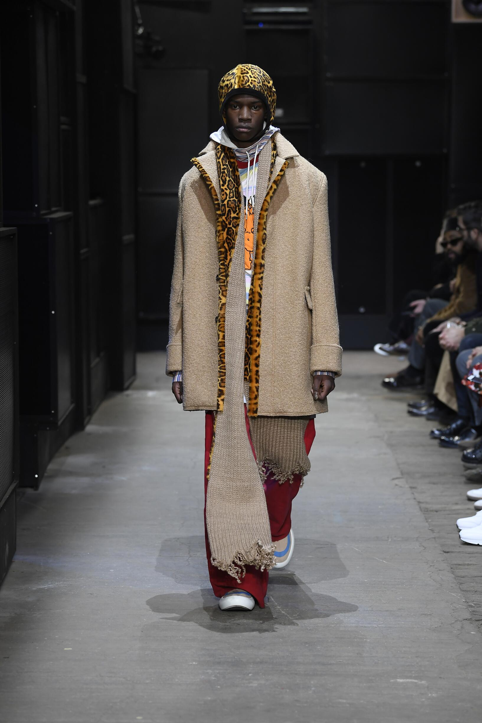 Marni Menswear Fashion Show