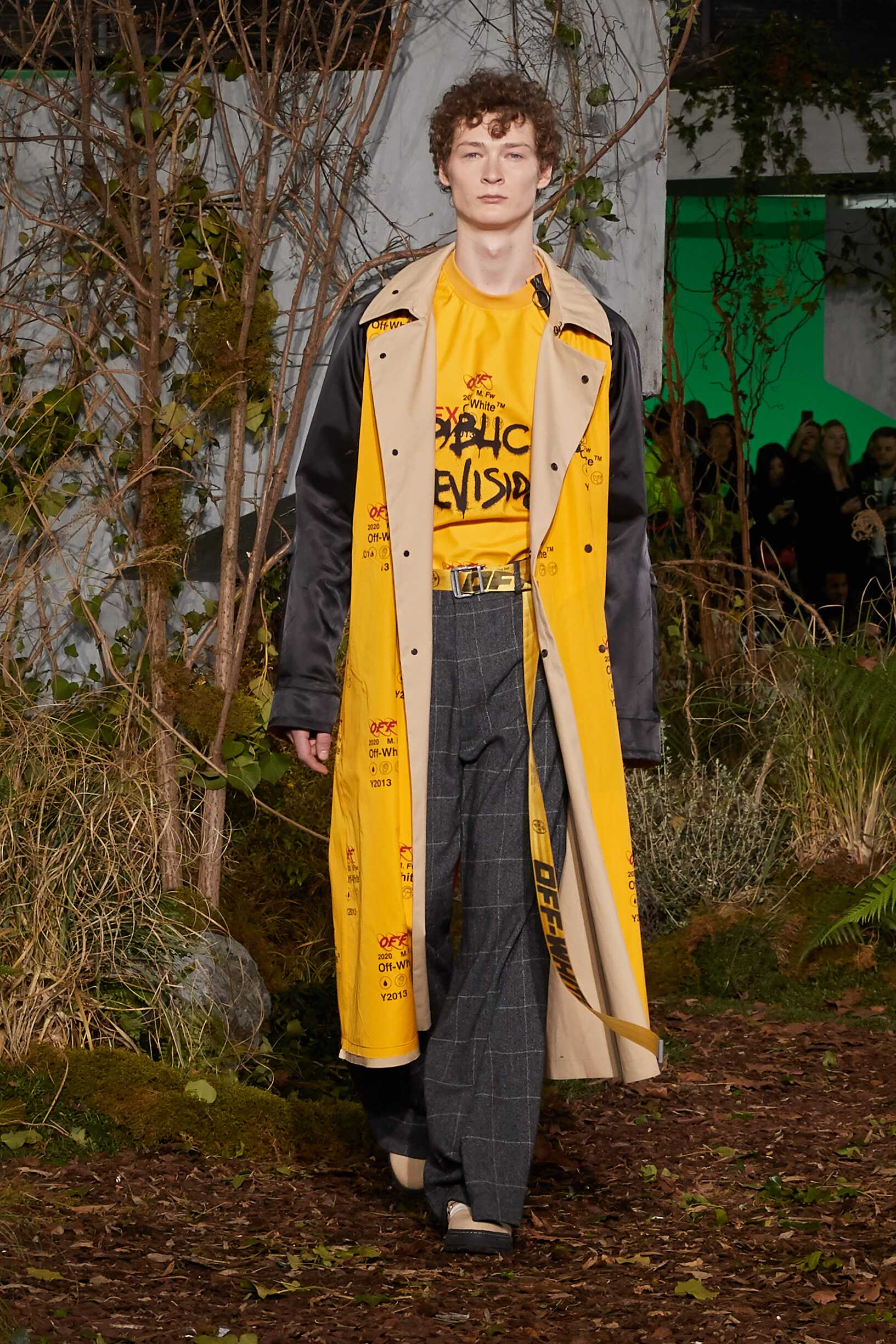 Menswear FW Off White c/o Virgil Abloh 2019