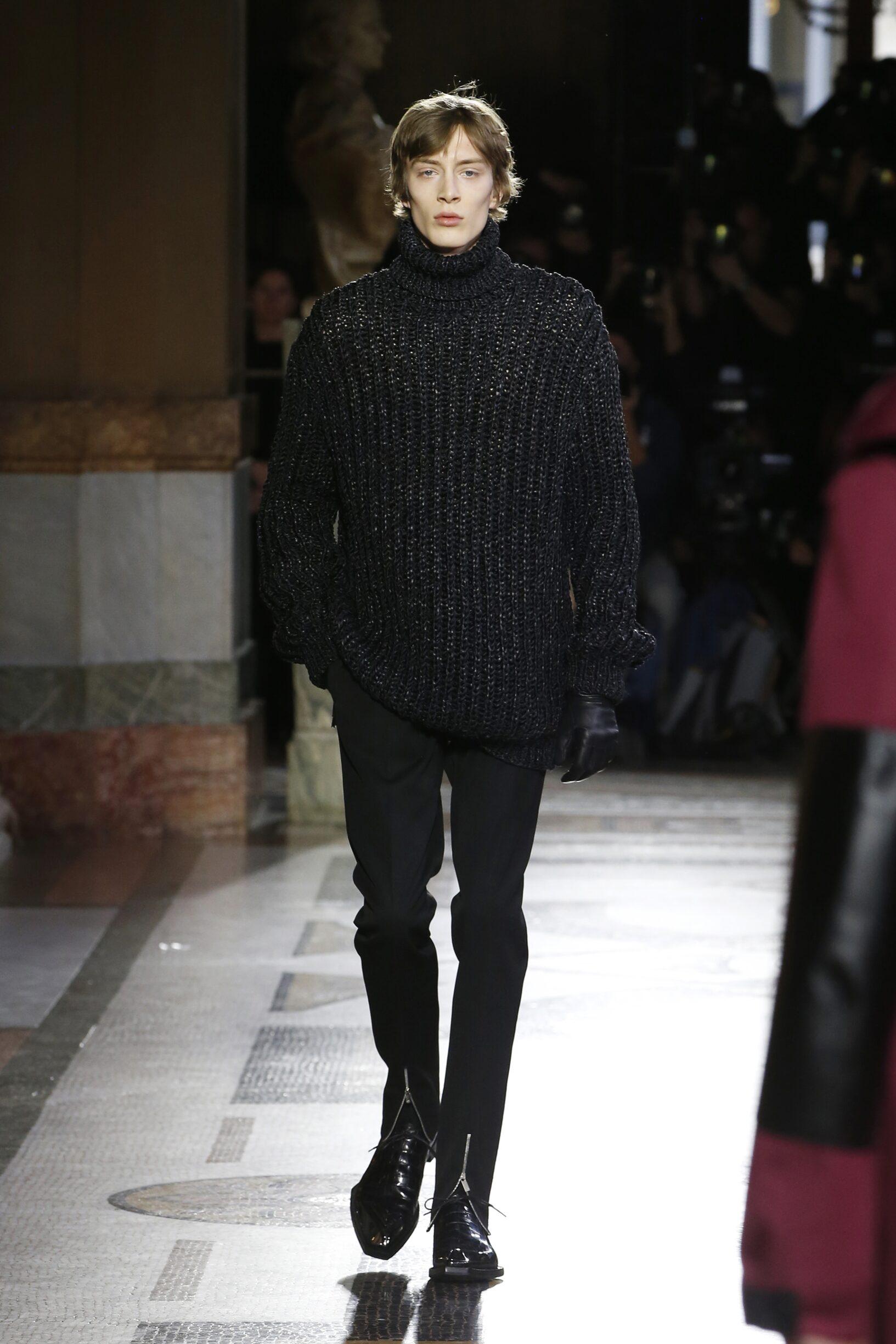 Menswear Winter Berluti 2019