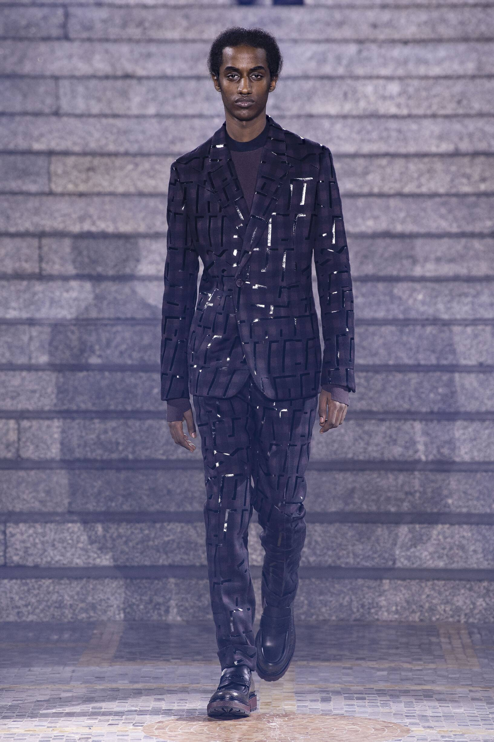 Menswear Winter Ermenegildo Zegna 2019