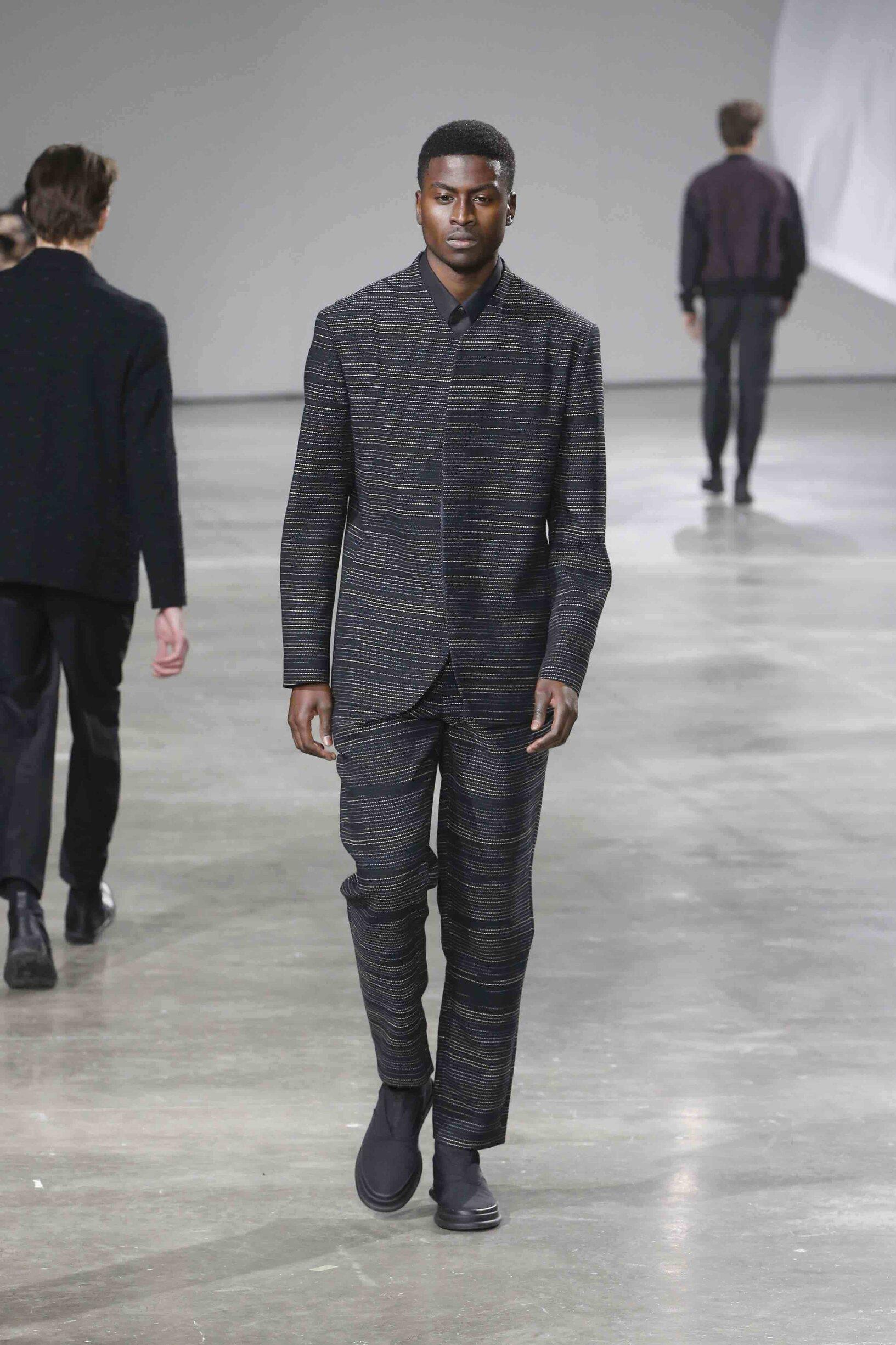 Menswear Winter Issey Miyake 2019