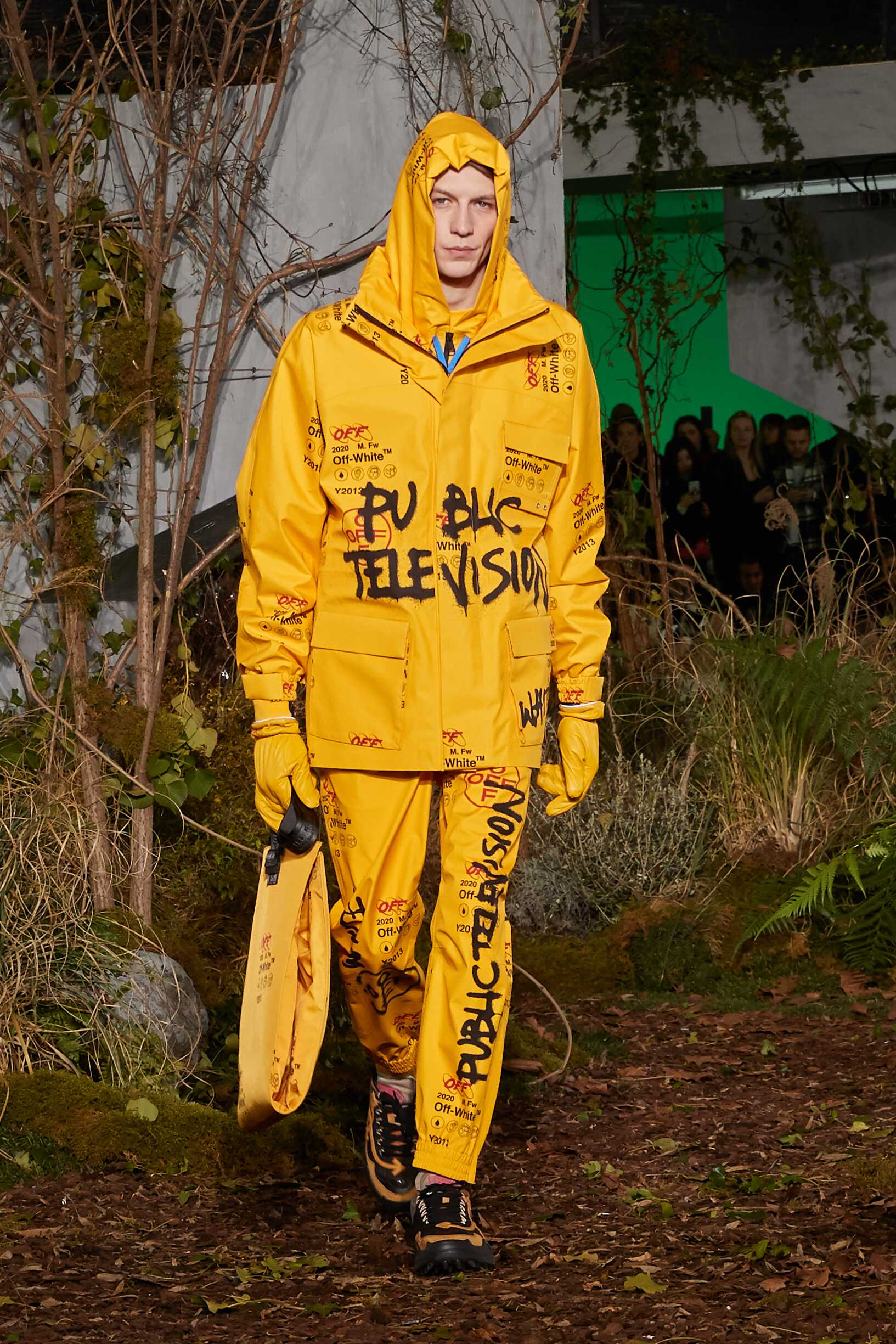 Menswear Winter Off White c/o Virgil Abloh 2019