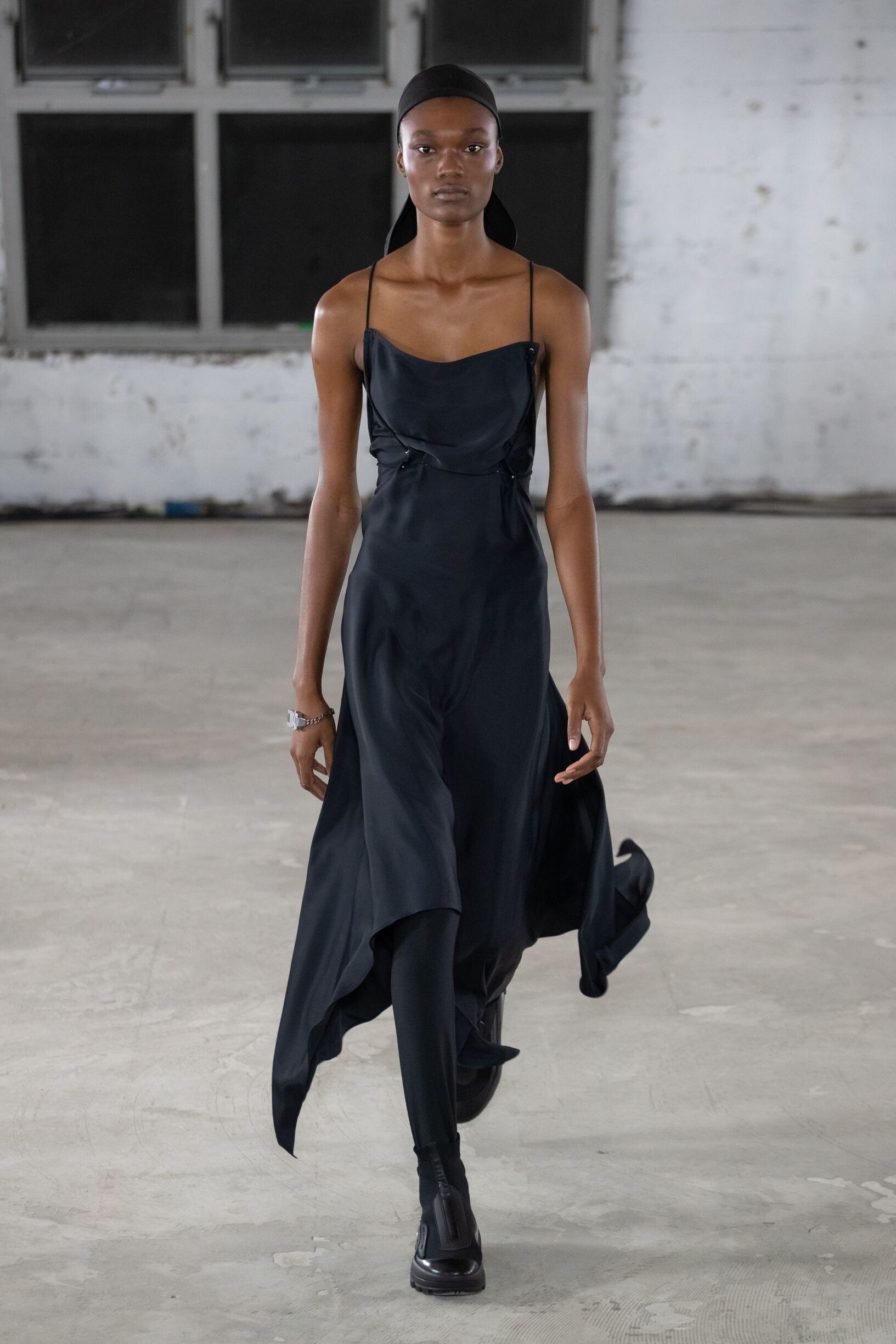 Model Fashion Show ALYX